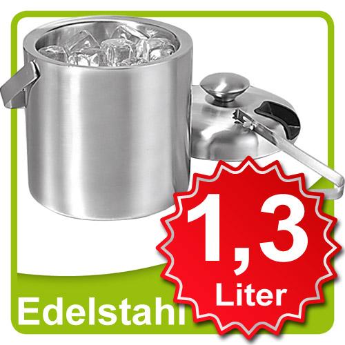 Eiswuerfelbehaelter-Bar-Eiseimer-Eiskuebel-Eiskuehler-1-3-L