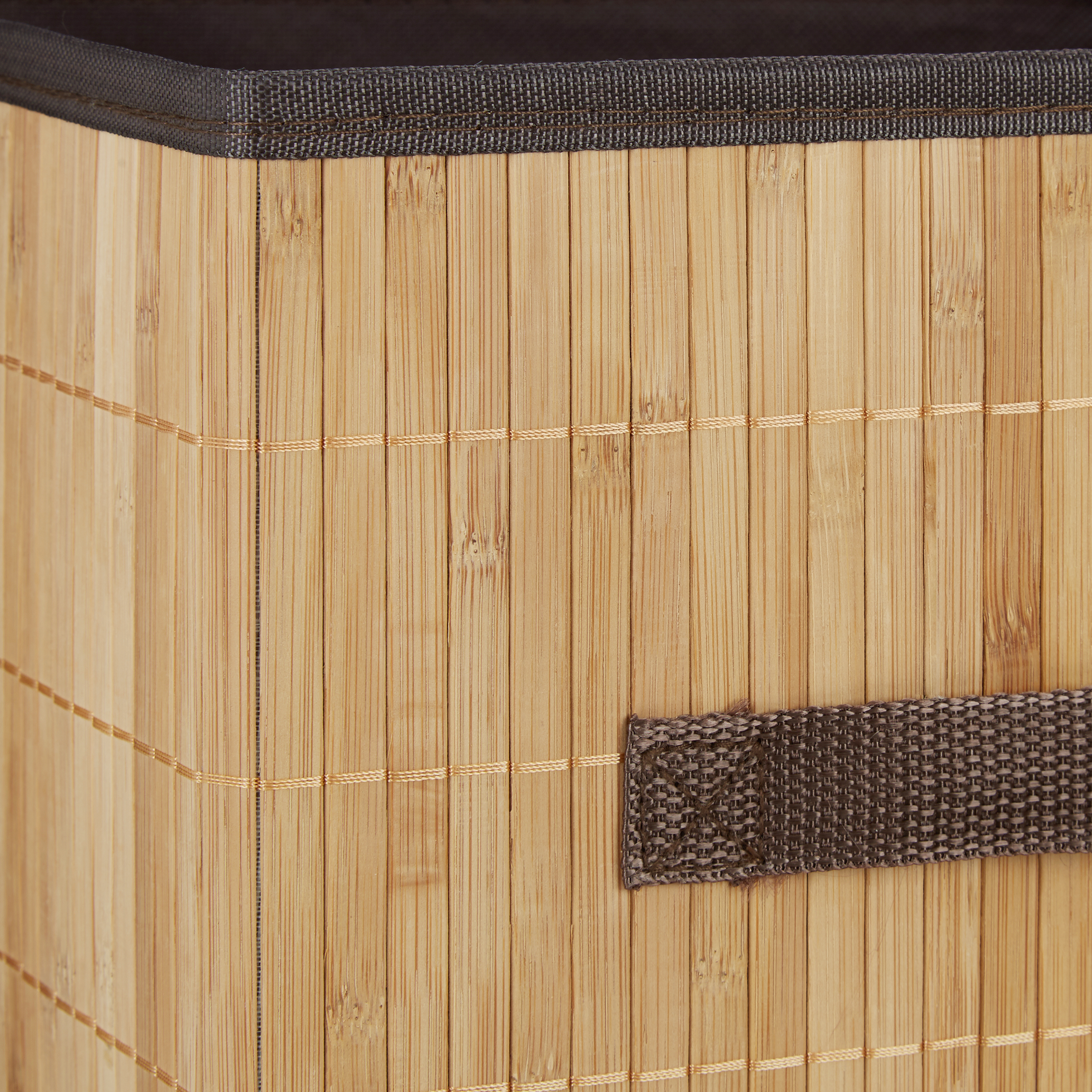Faltbox quadratisch Regalkiste 28 cm Aufbewahrungsbox natürliche Regalbox