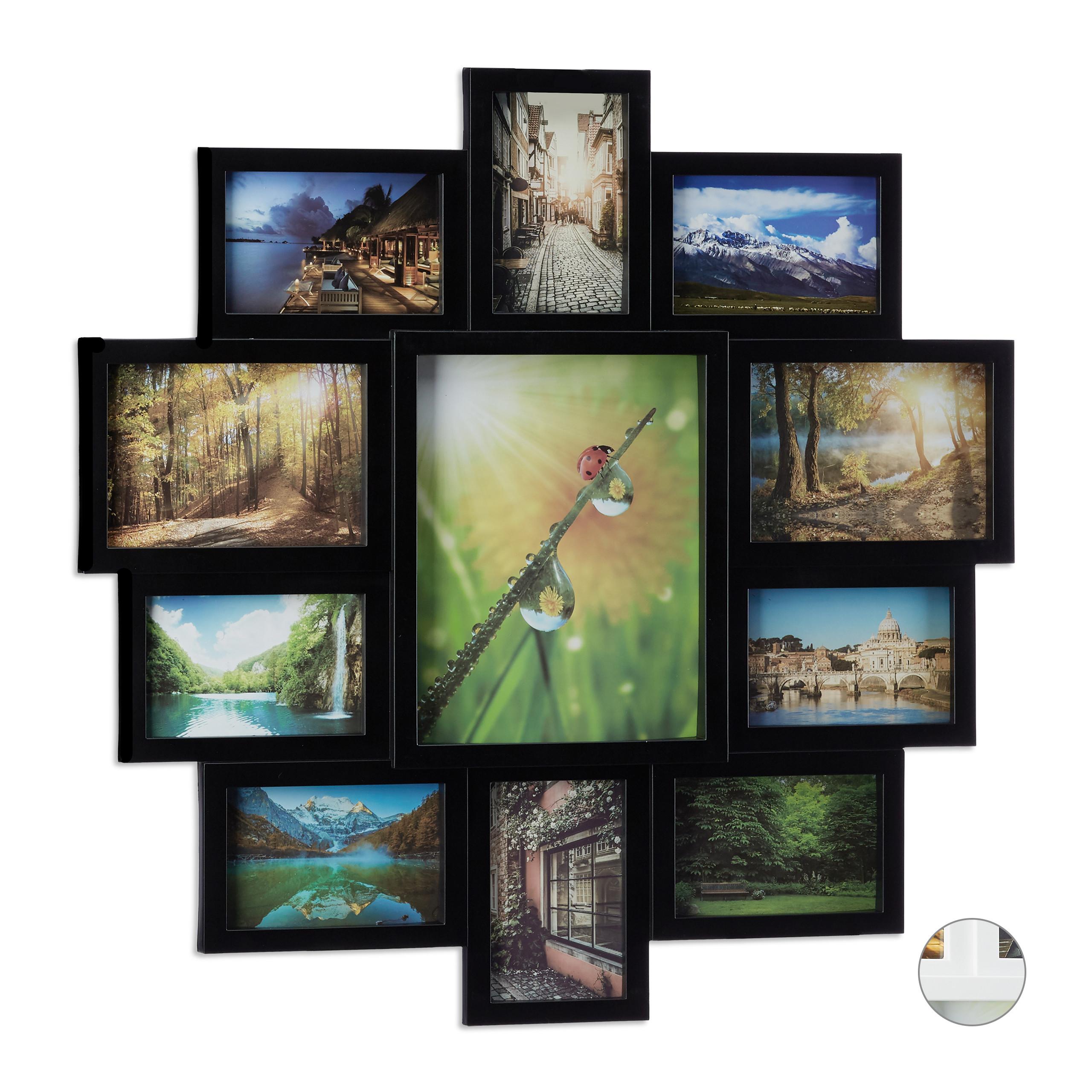 bilderrahmen collage 11 fotos bildergalerie fotocollage
