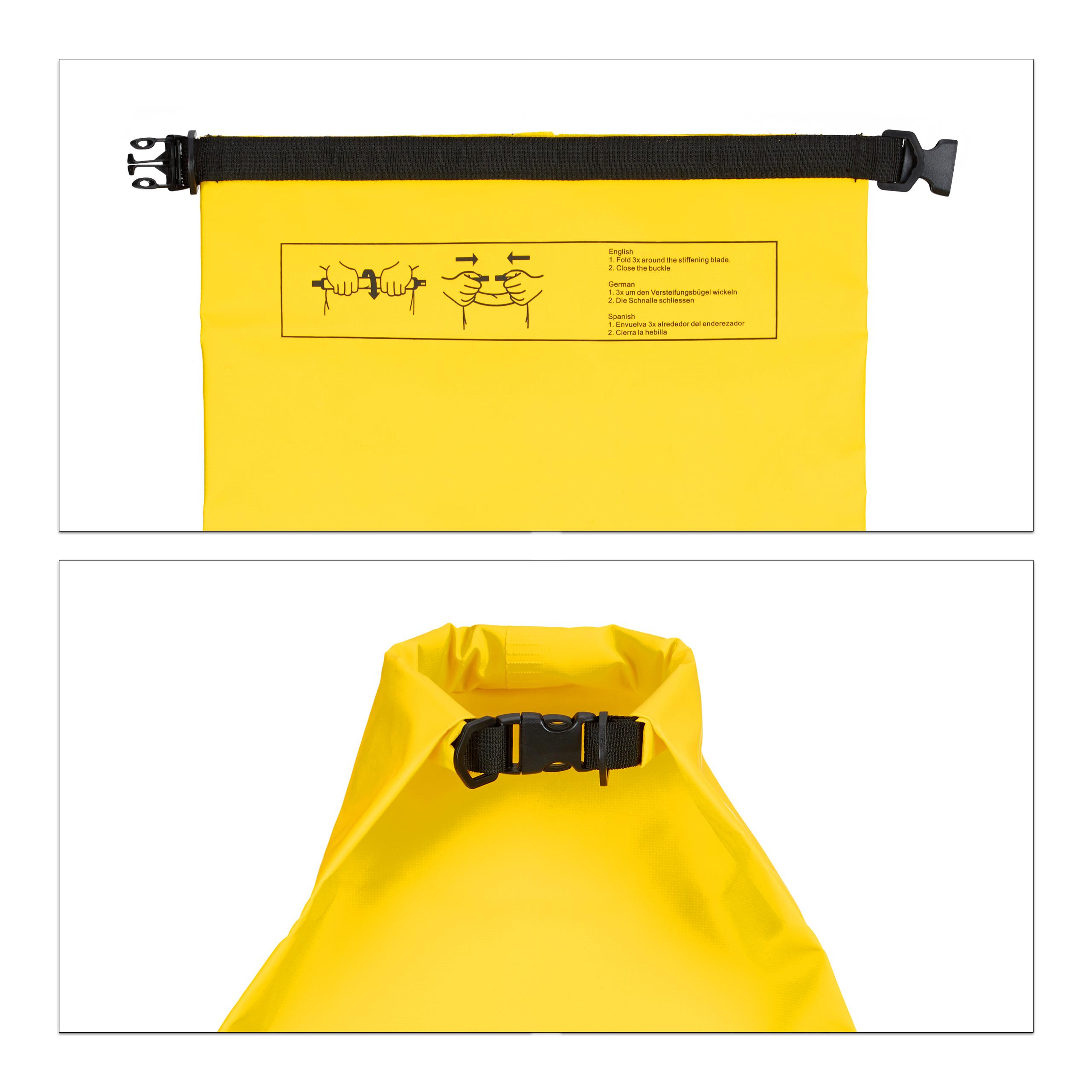 Ocean Pack 20 Liter Dry Bag Outdoor Packsack wasserdicht Seesack Seemannssack