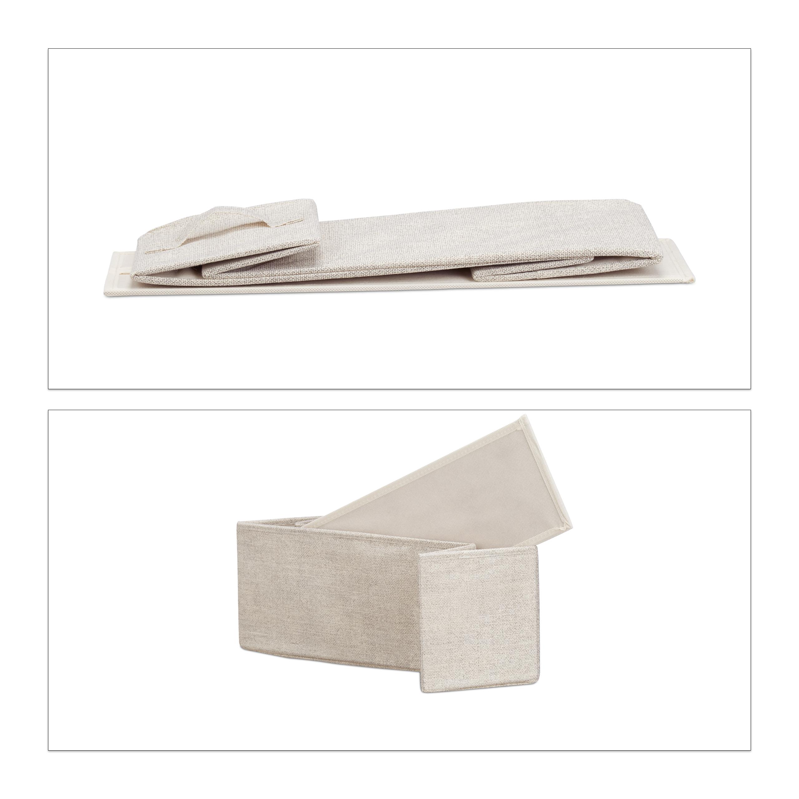 Standregal Schubladenbox Regal Kommode Regalsystem Metall Schubladen Beige