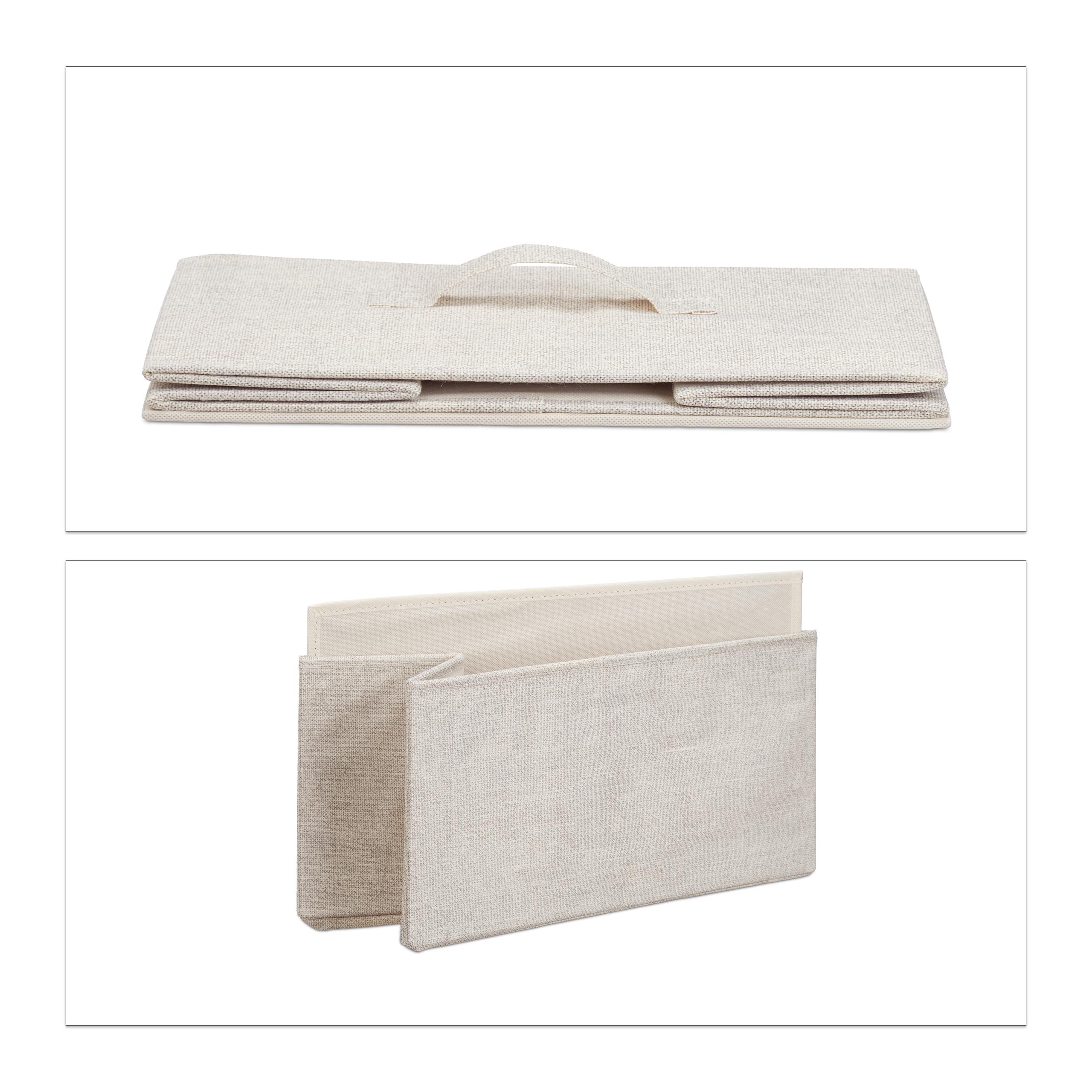 Schubladen Kommode Beige Standregal Schubladenbox Regal Regalsystem Metall