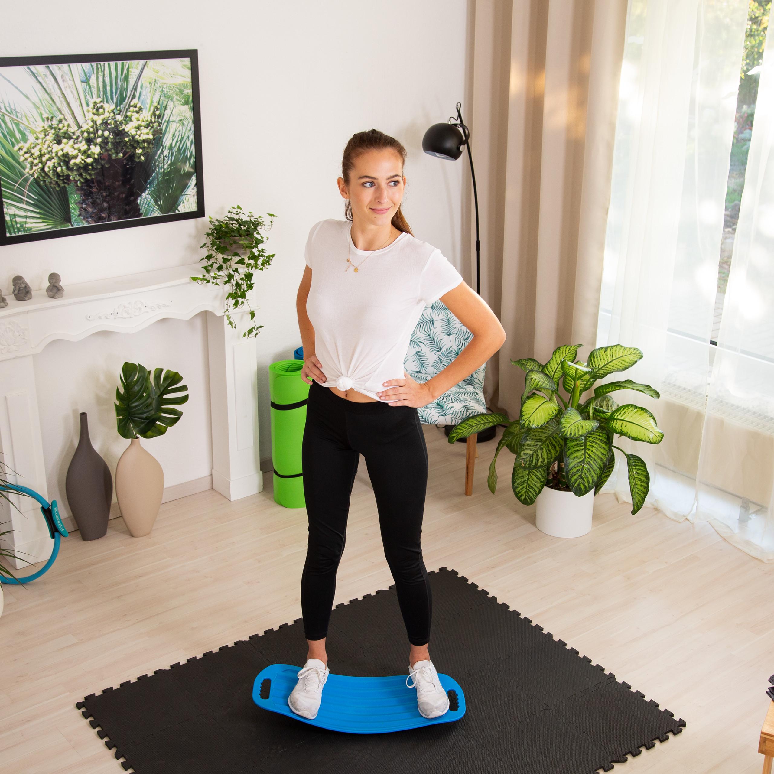 Planche d'équilibre Twist Board Balance Board entraînement fitness muscles abdos