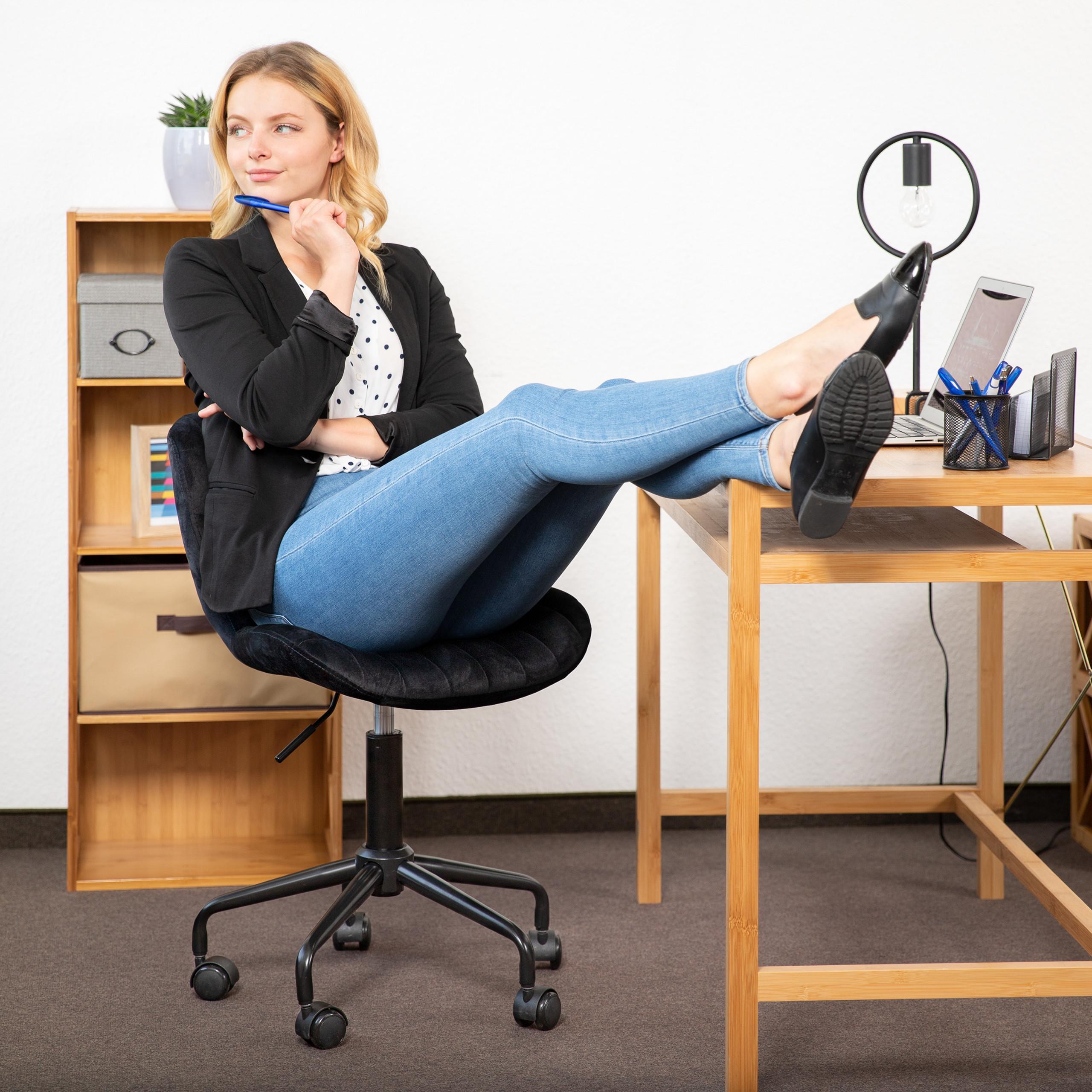 Bürostuhl Bürosessel Computerstuhl Stuhl Schreibtischstuhl Drehstuhl Chefsessel