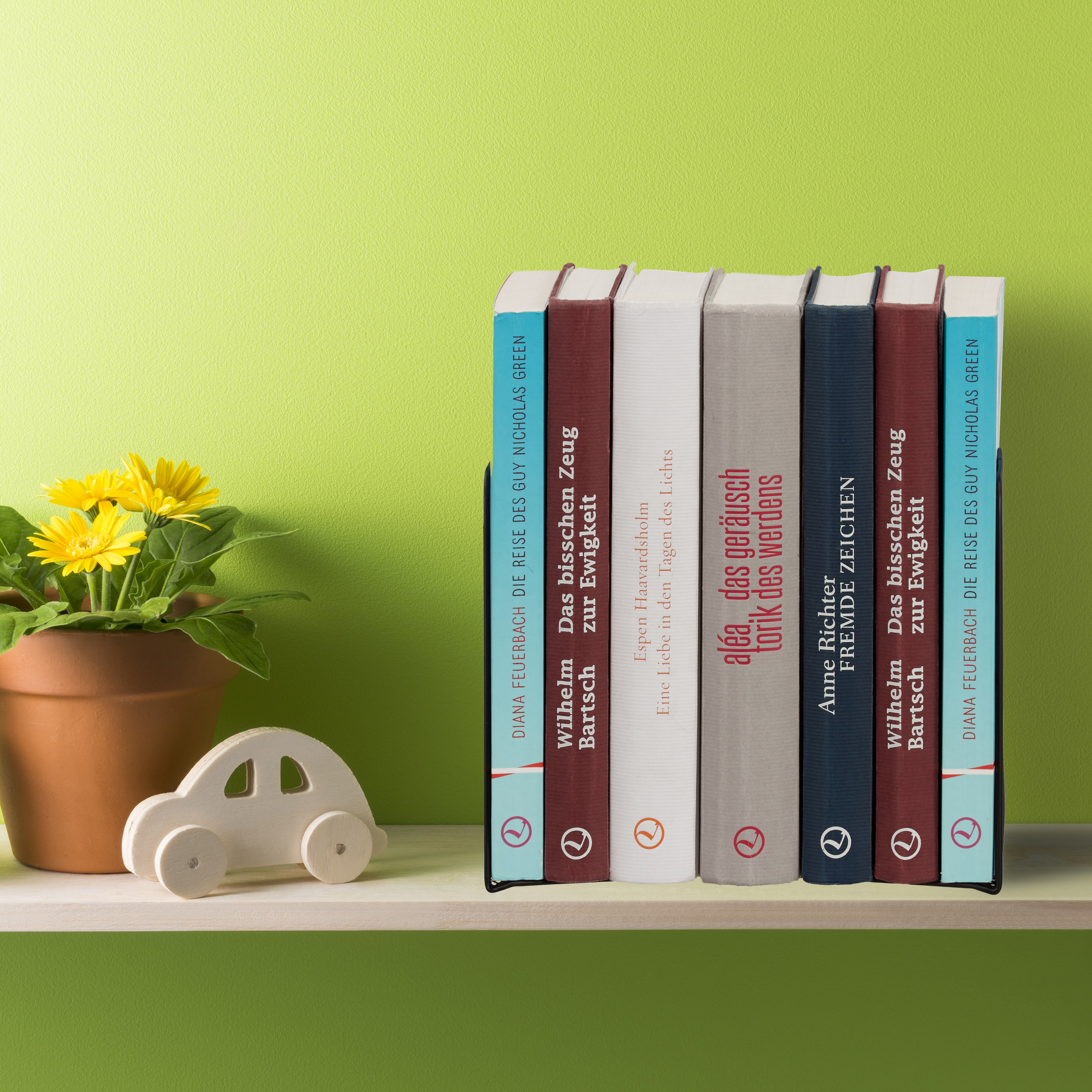 Buchstütze Buchaufsteller Buchhalterung Bücherstütze Winkelbuchstütze Bookend