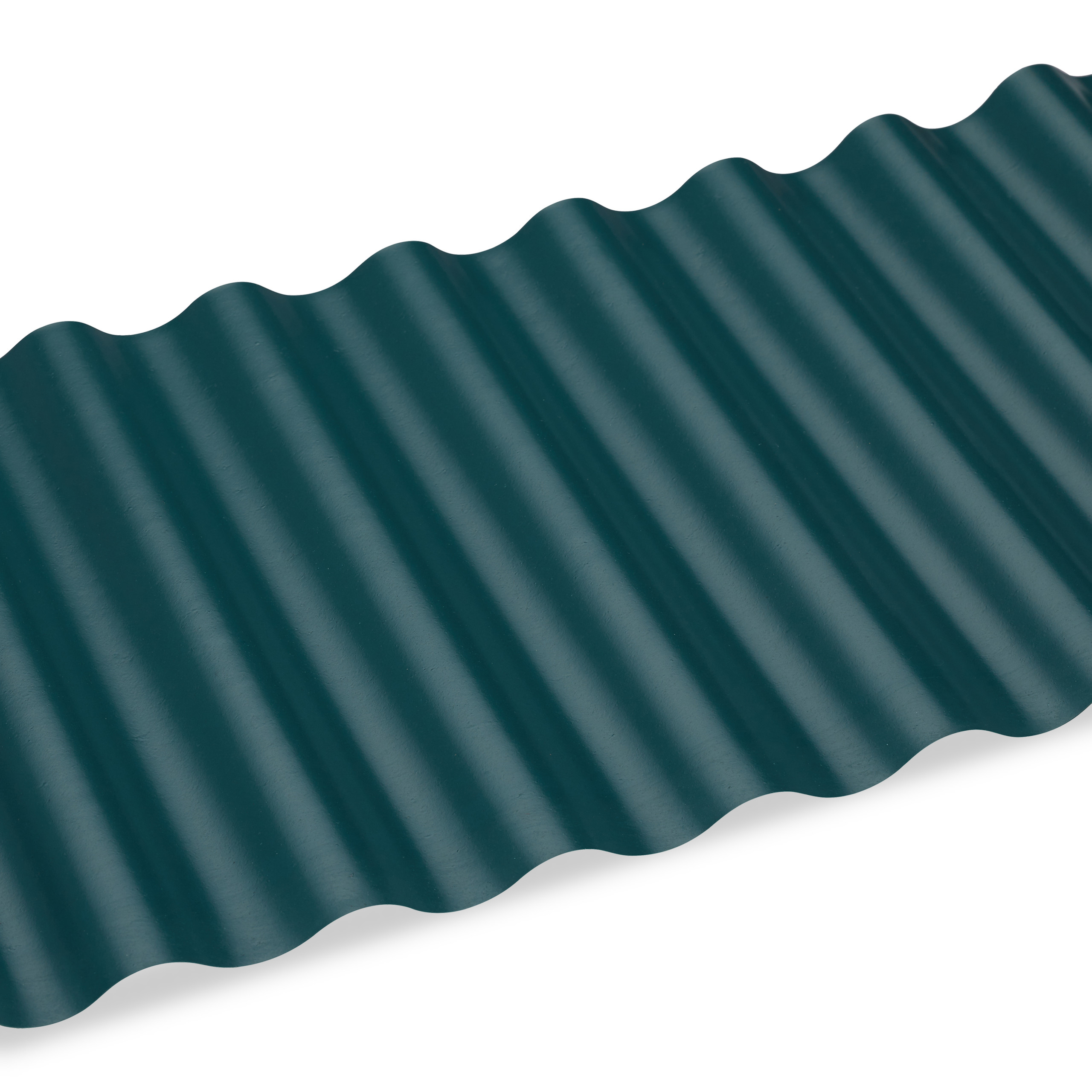 Rasenkante Beet flexibel Rasenumrandung 9m Kunststoff 20cm hoch Beetbegrenzung