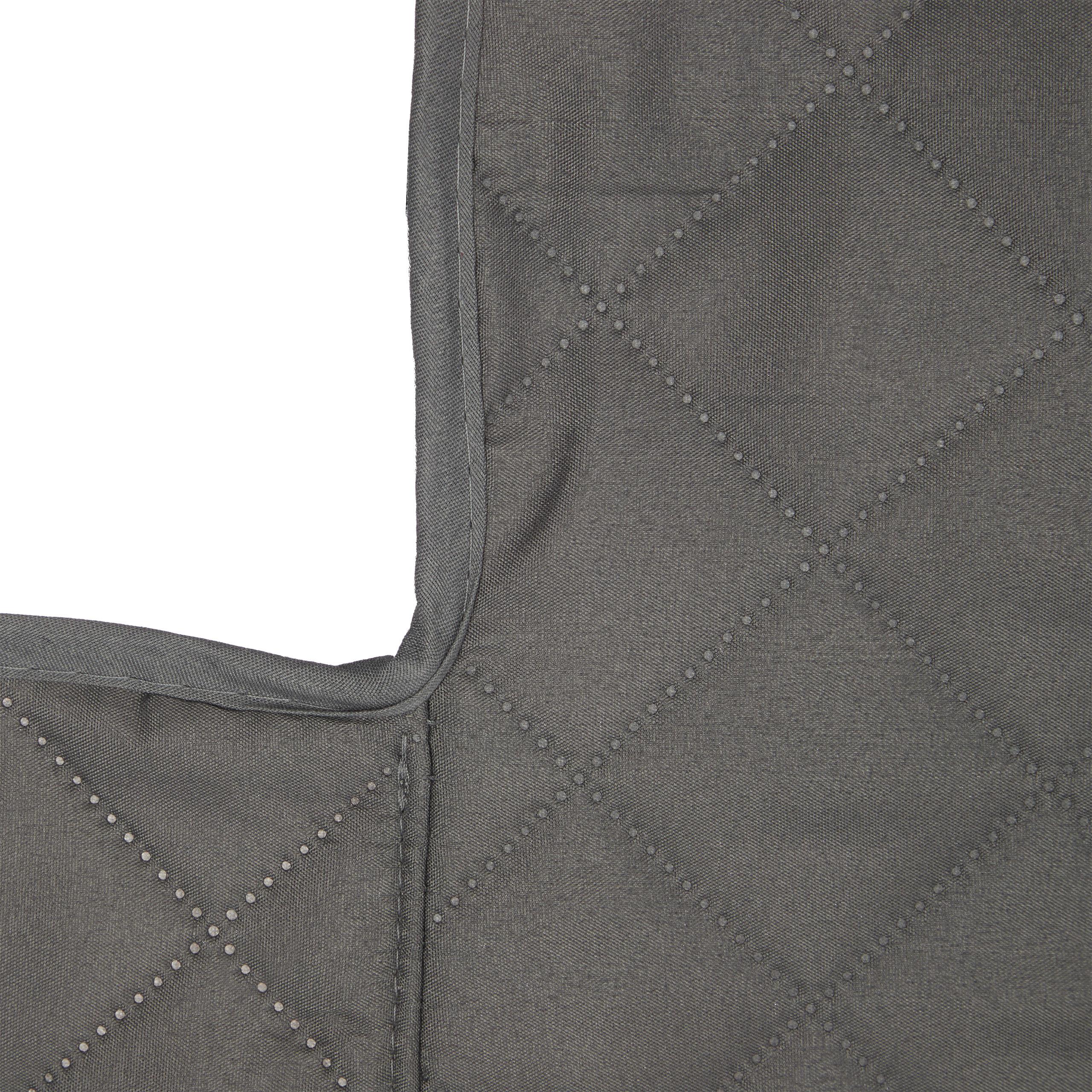 Sofaschoner Couchüberwurf Schonbezug Sesselschoner Überwurf Sofaüberwurf Grau