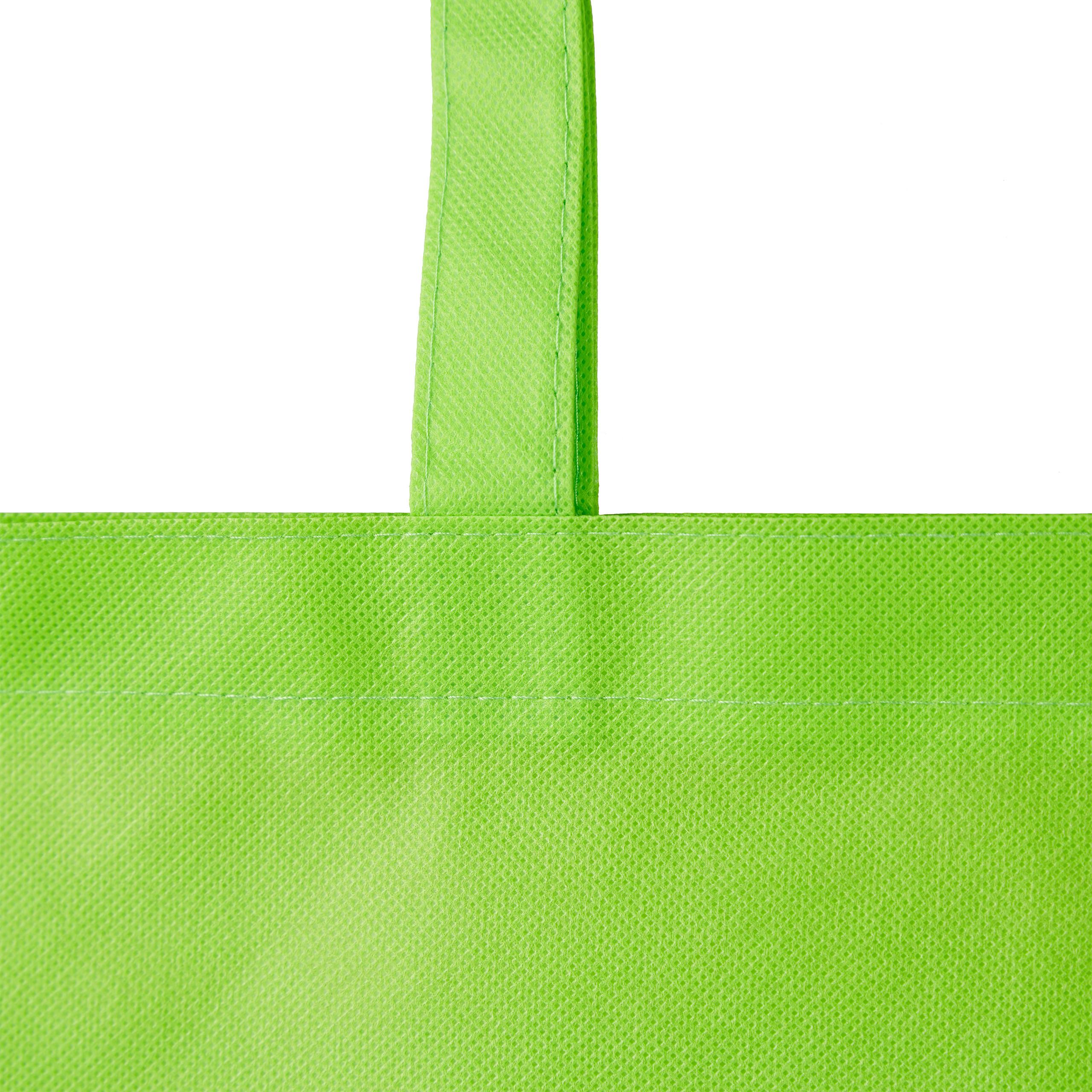 Stoffbeutel 10er Set Einkaufsbeutel Stofftasche Umhängebeutel unifarben Beutel