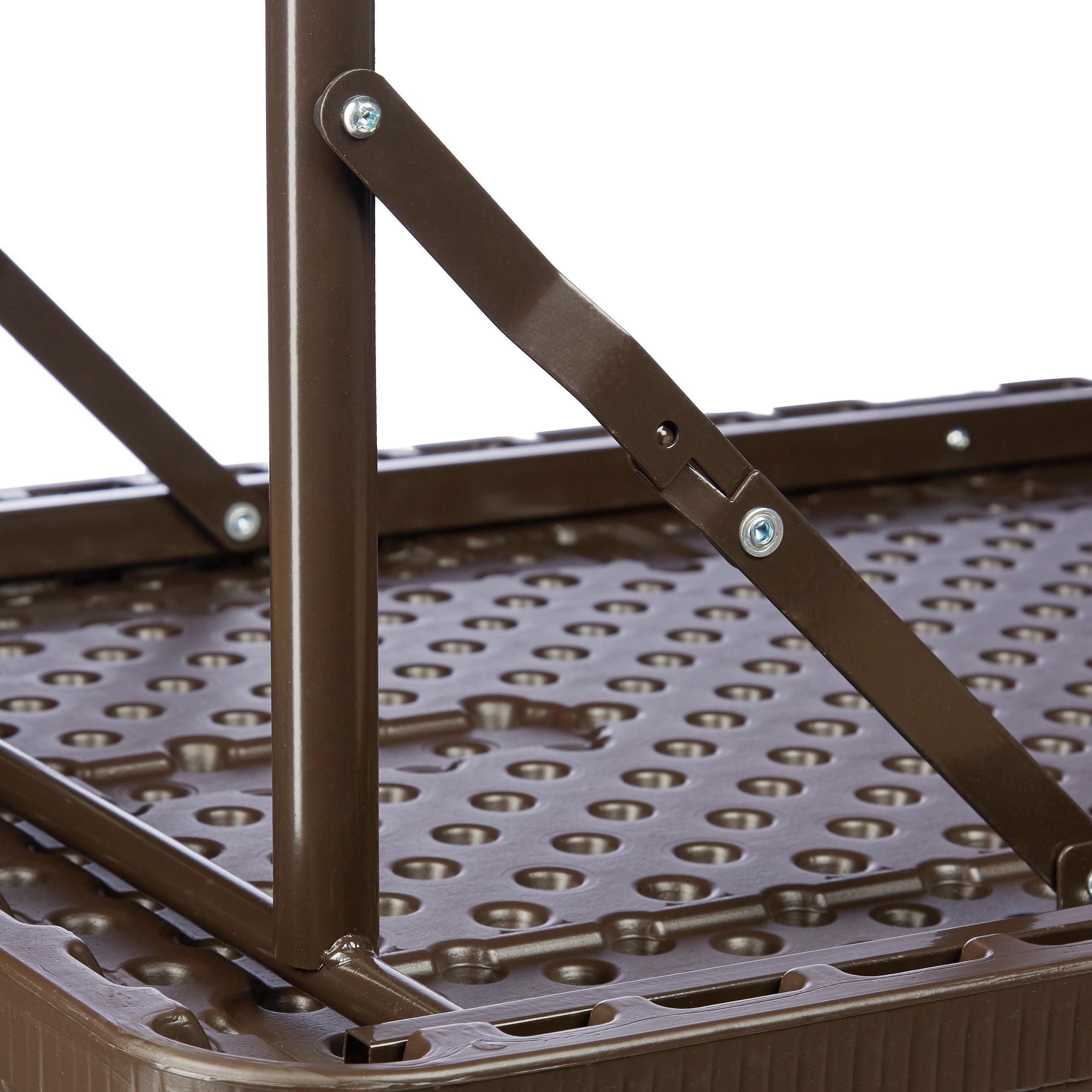 Gartentisch Holzoptik Campingtisch Esstisch Klapptisch Falttisch Balkontisch