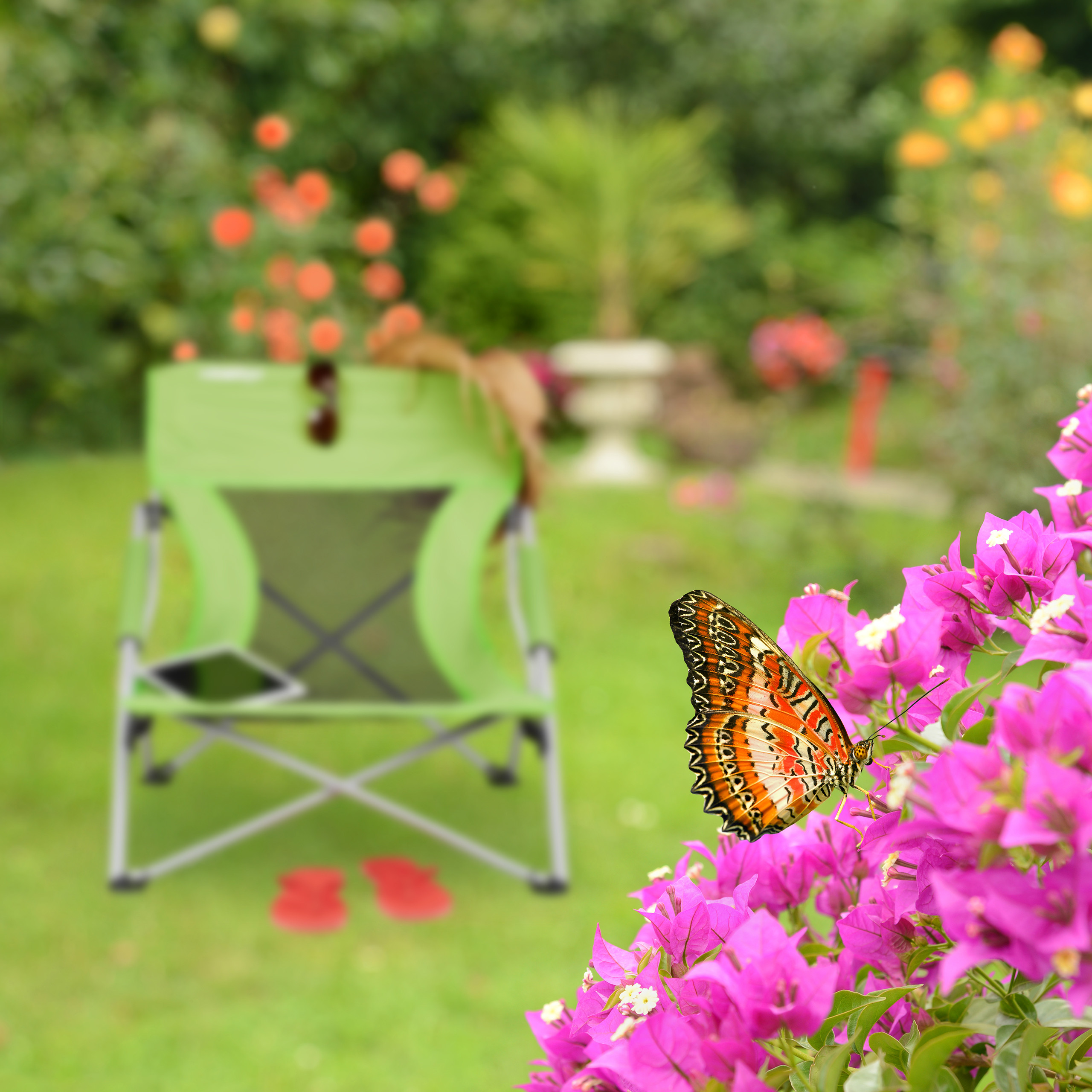 Playa silla plegable faltsessel picnic sillón beachstuhl camping Chair fácilmente