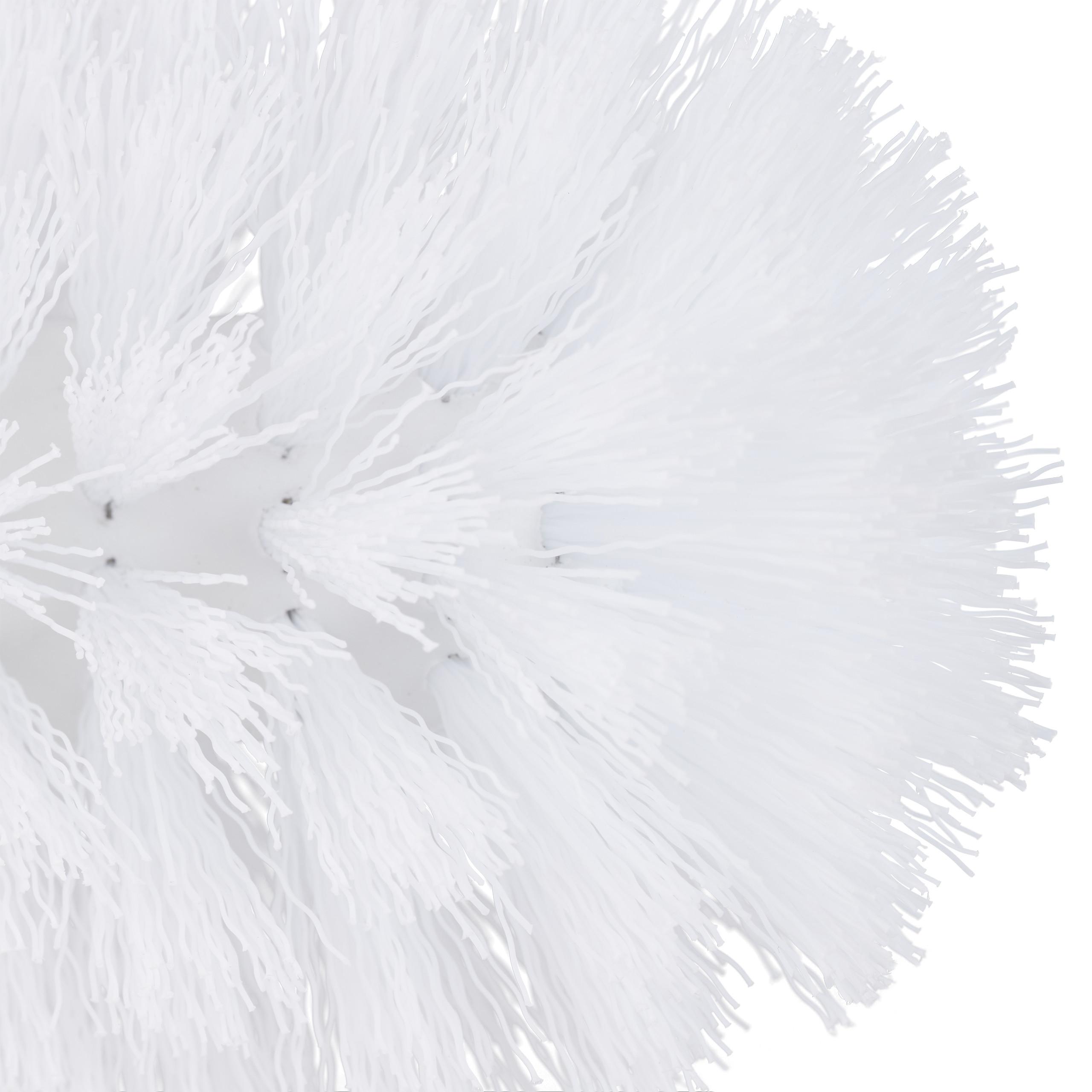 9 x Klobürste Ersatzbürstenkopf weiß Bürstenkopf Klobürstenkopf Bürstenaufsatz