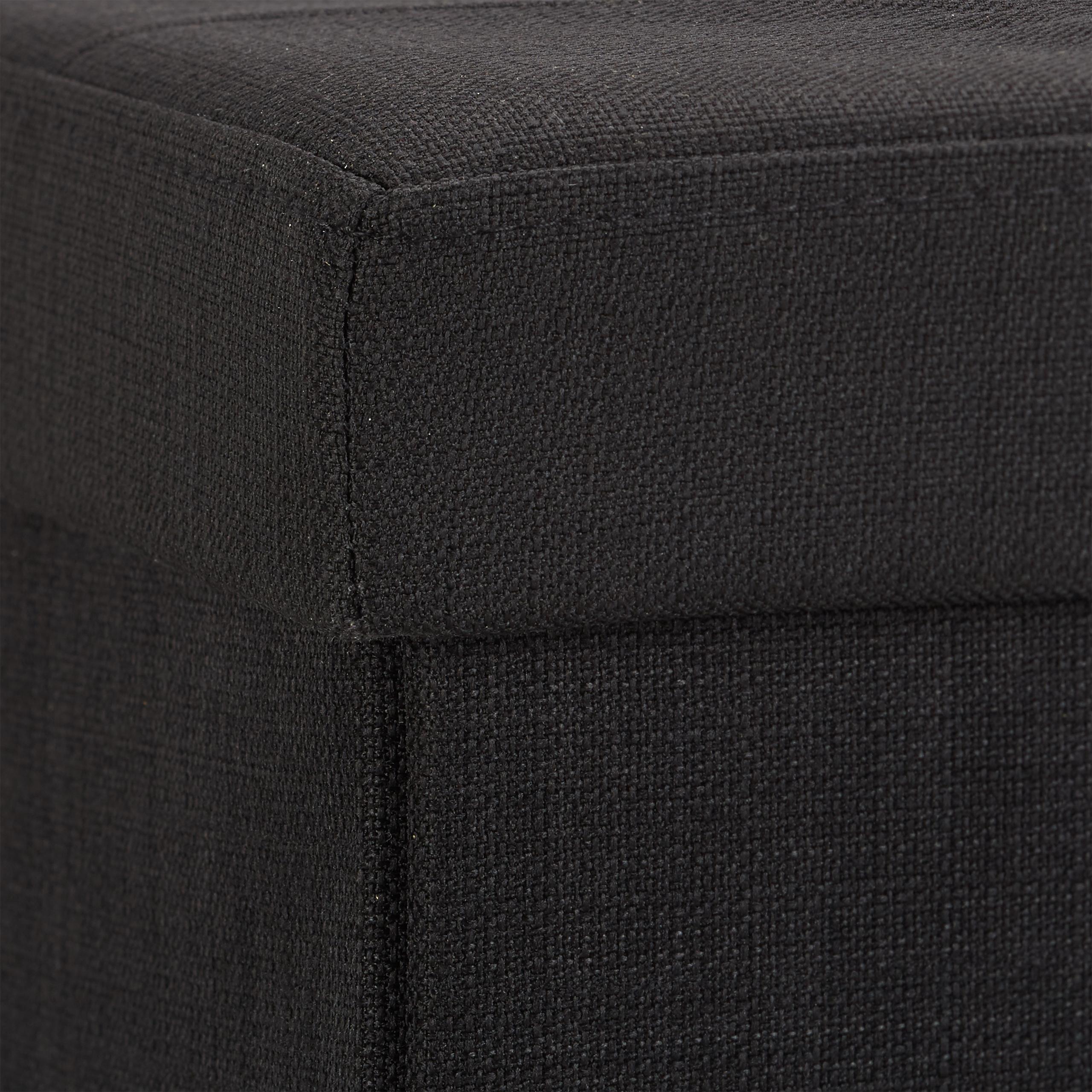 Faltbare-Sitzbank-inkl-Stauraum-Leinen-38x114x38-Sitzhocker-Sitztruhe-Polster