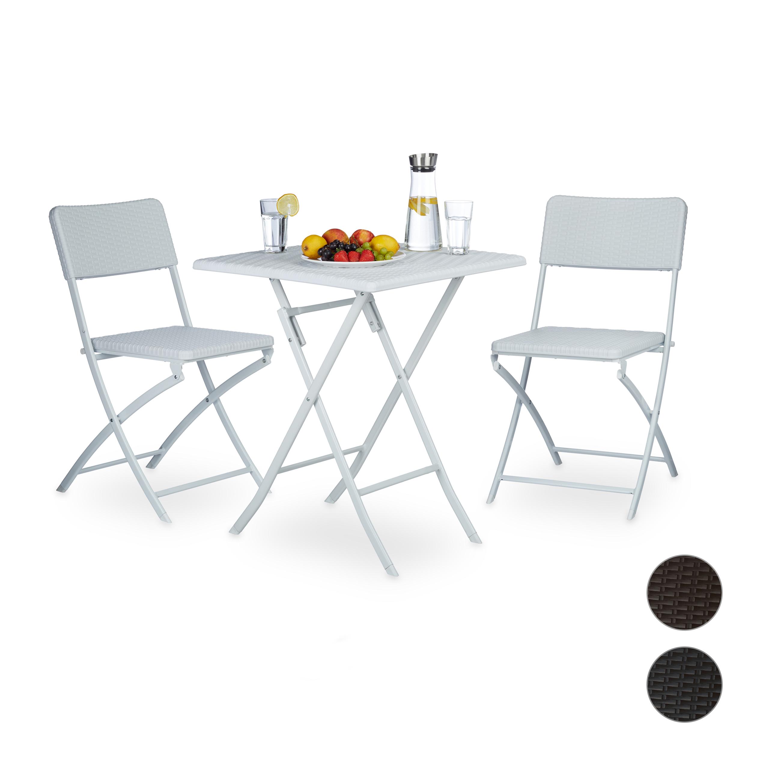 Gartenmobel-klappbar-BASTIAN-3er-Sitzgruppe-Rattan-Balkonmobel-Gartengarnitur