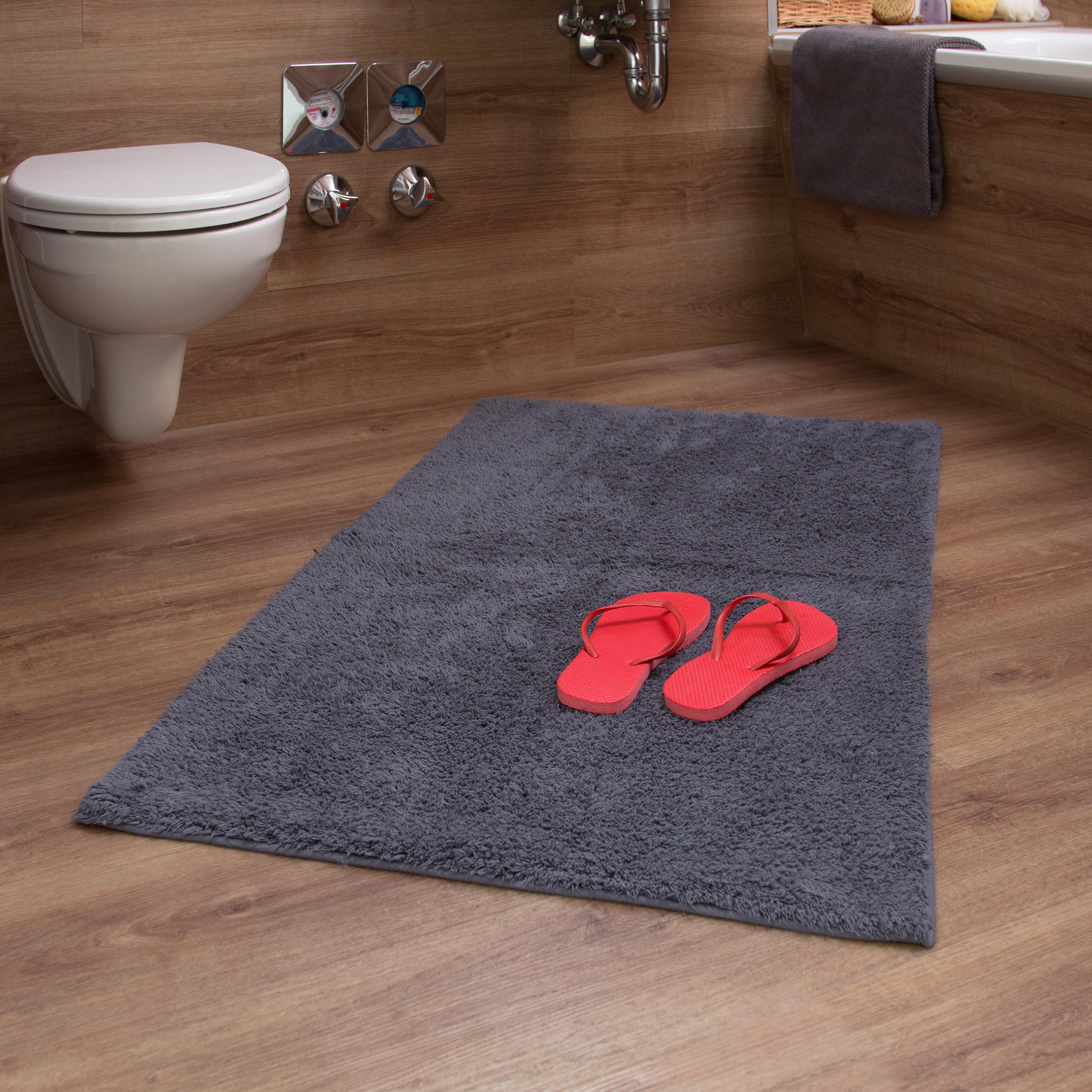 Badteppich Verschiedene Größen Für Fußbodenheizung Waschbar