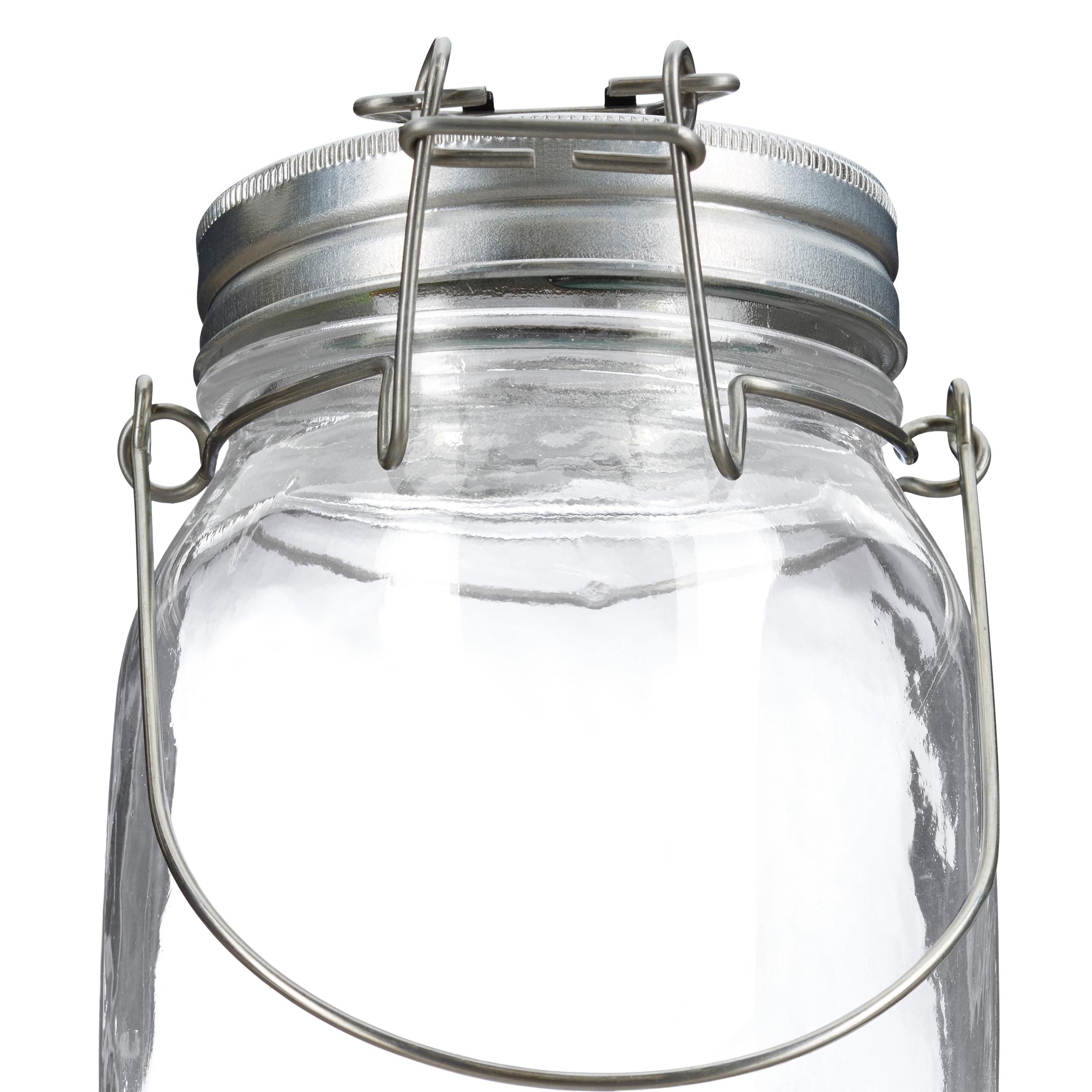 Solarleuchte-im-Einmachglas-4-LED-Solarlampe-als-Sonnenglas-Sun-Jar-Gartendeko