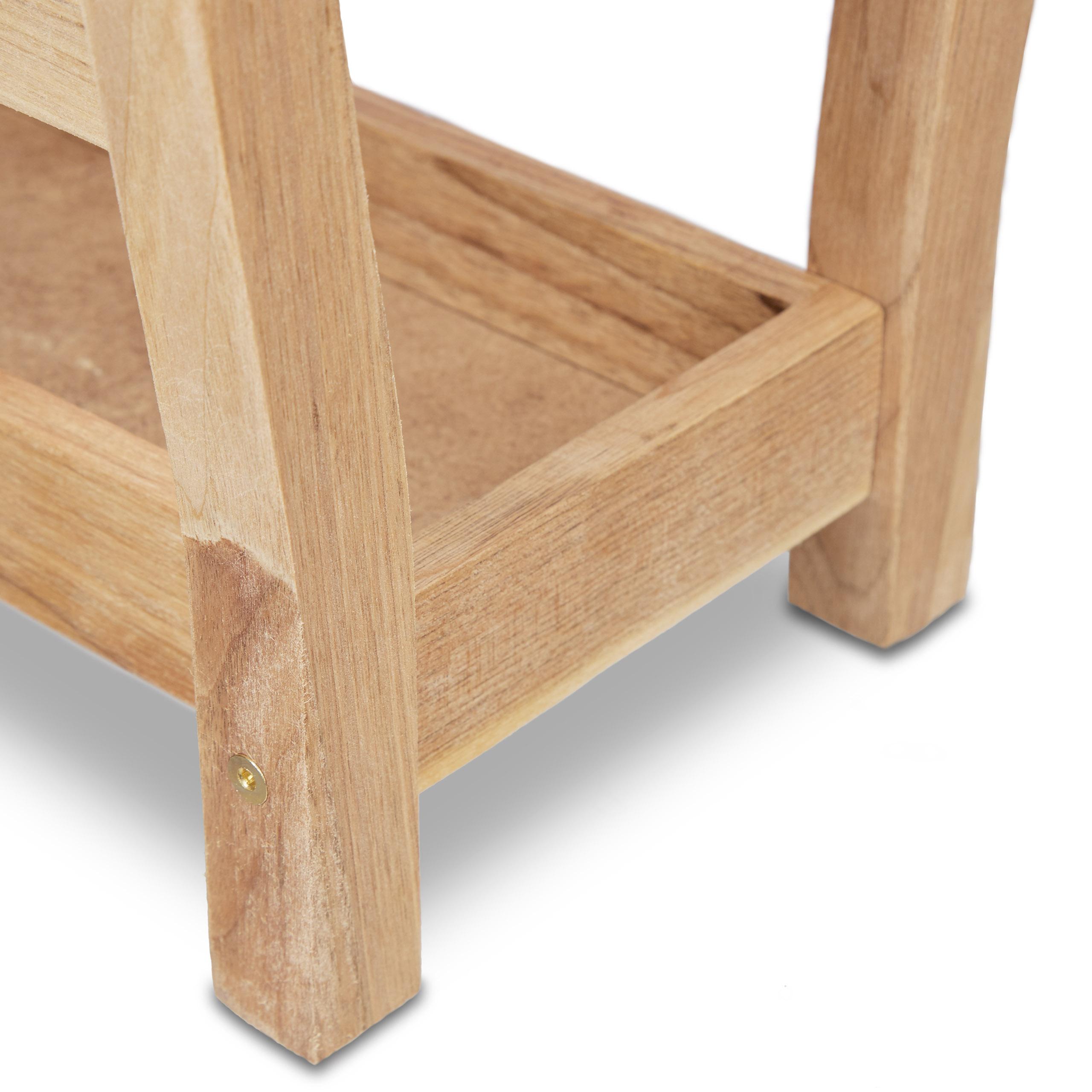 zeitungsst nder walnuss zeitungskorb holz zeitungshalter zeitschriftensammler ebay. Black Bedroom Furniture Sets. Home Design Ideas