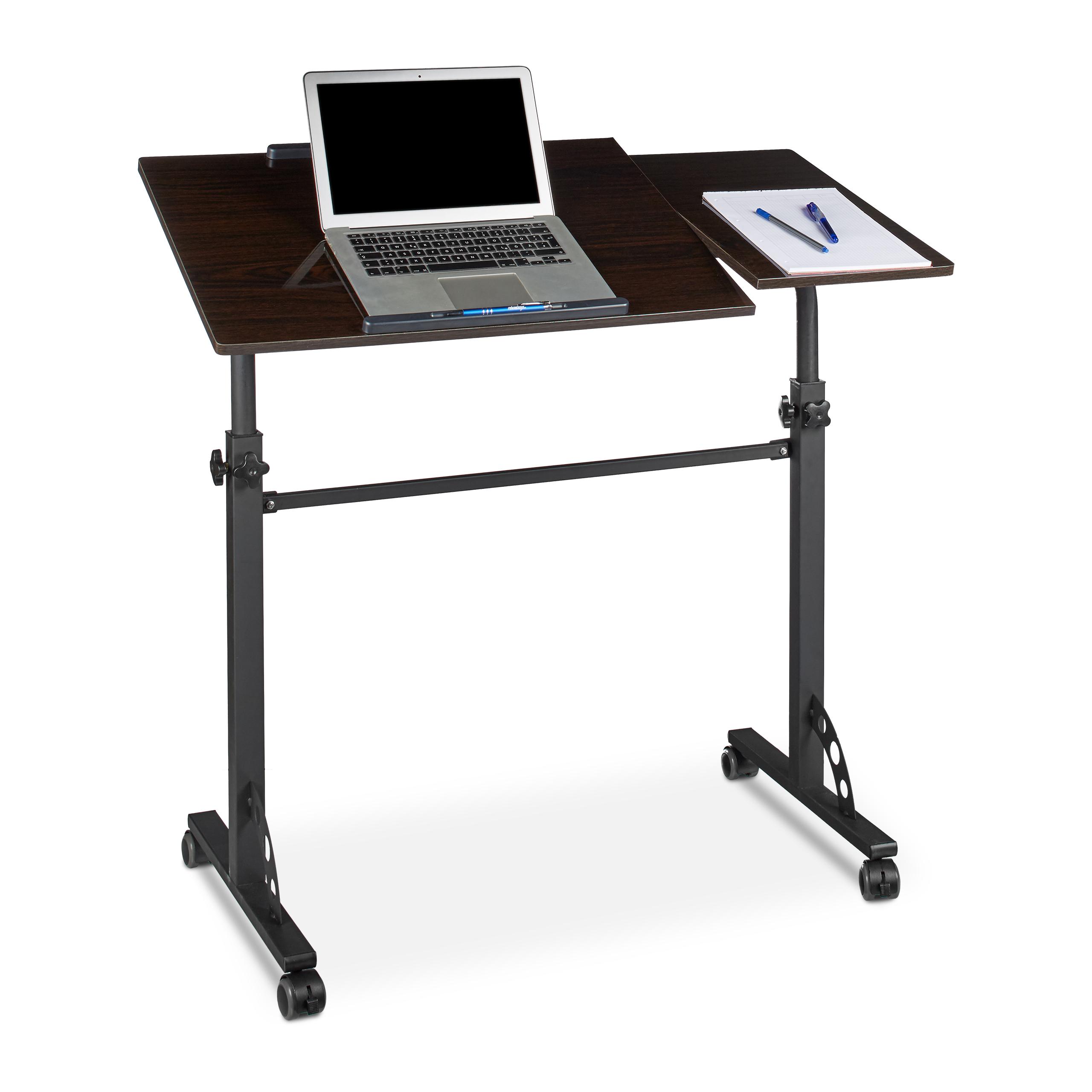 Tavolino porta pc altezza regolabile XXL supporto notebook da ...