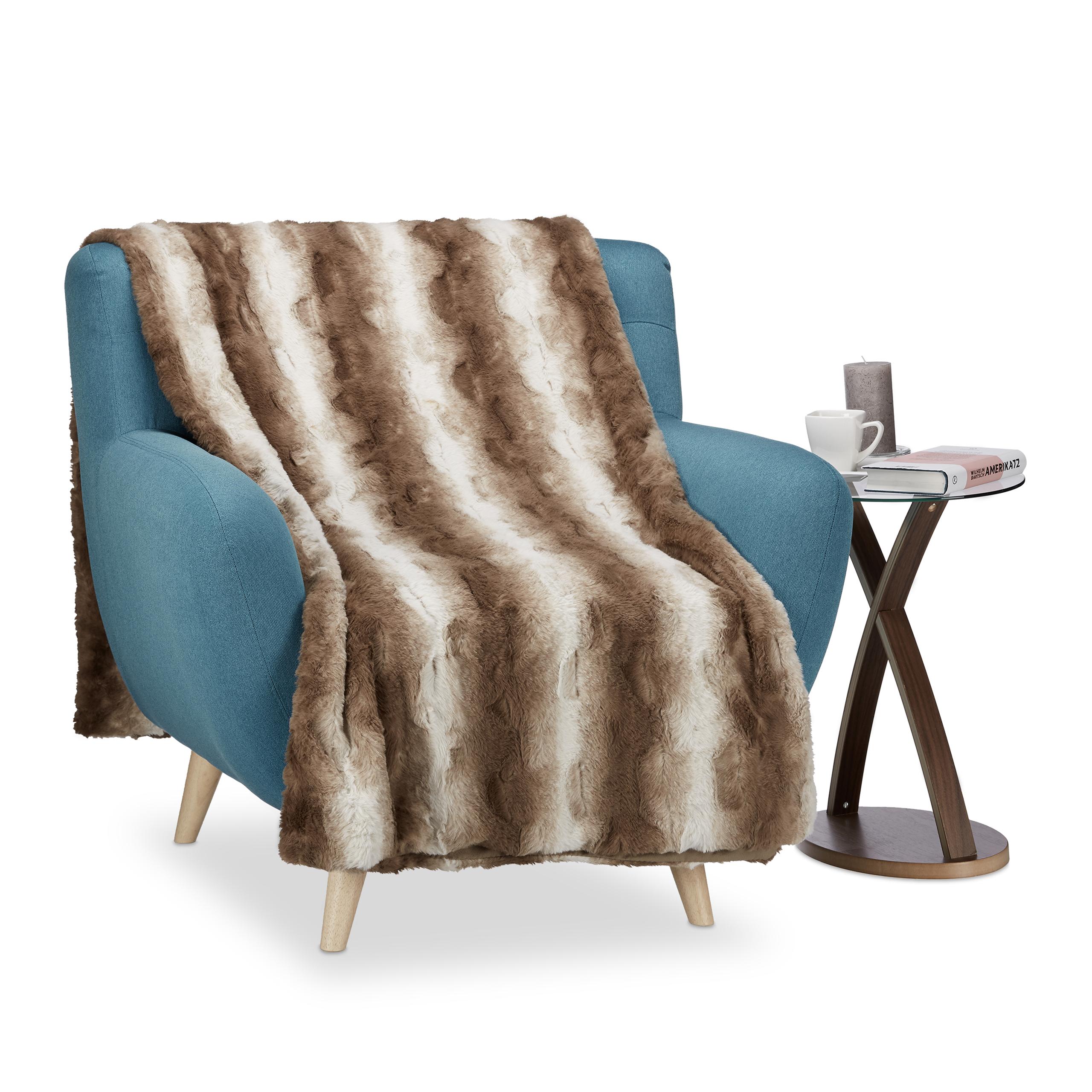 Couverture-fausse-fourrure-couvre-lit-moelleux-housse-canape-fauteuil-150x200
