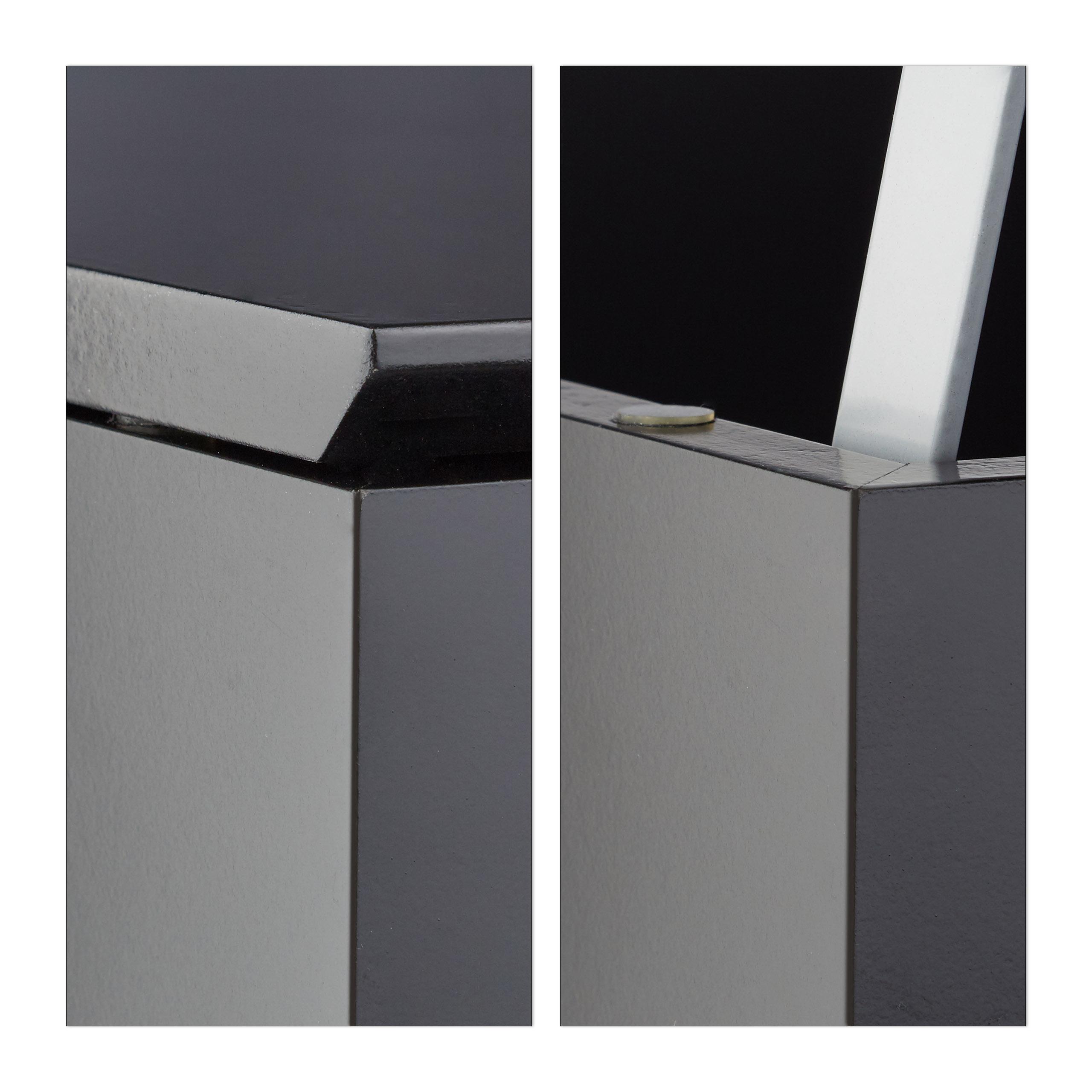 Couchtisch-Lift-Sofatisch-Hebefunktion-Wohnzimmertisch-Designtisch-Stauraum Indexbild 4