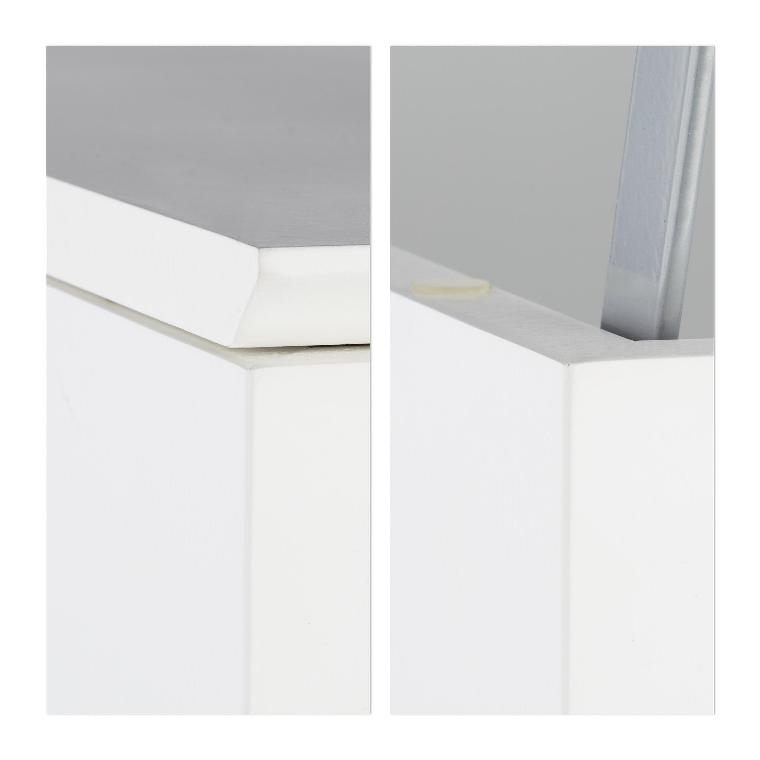 Couchtisch-Lift-Sofatisch-Hebefunktion-Wohnzimmertisch-Designtisch-Stauraum Indexbild 9