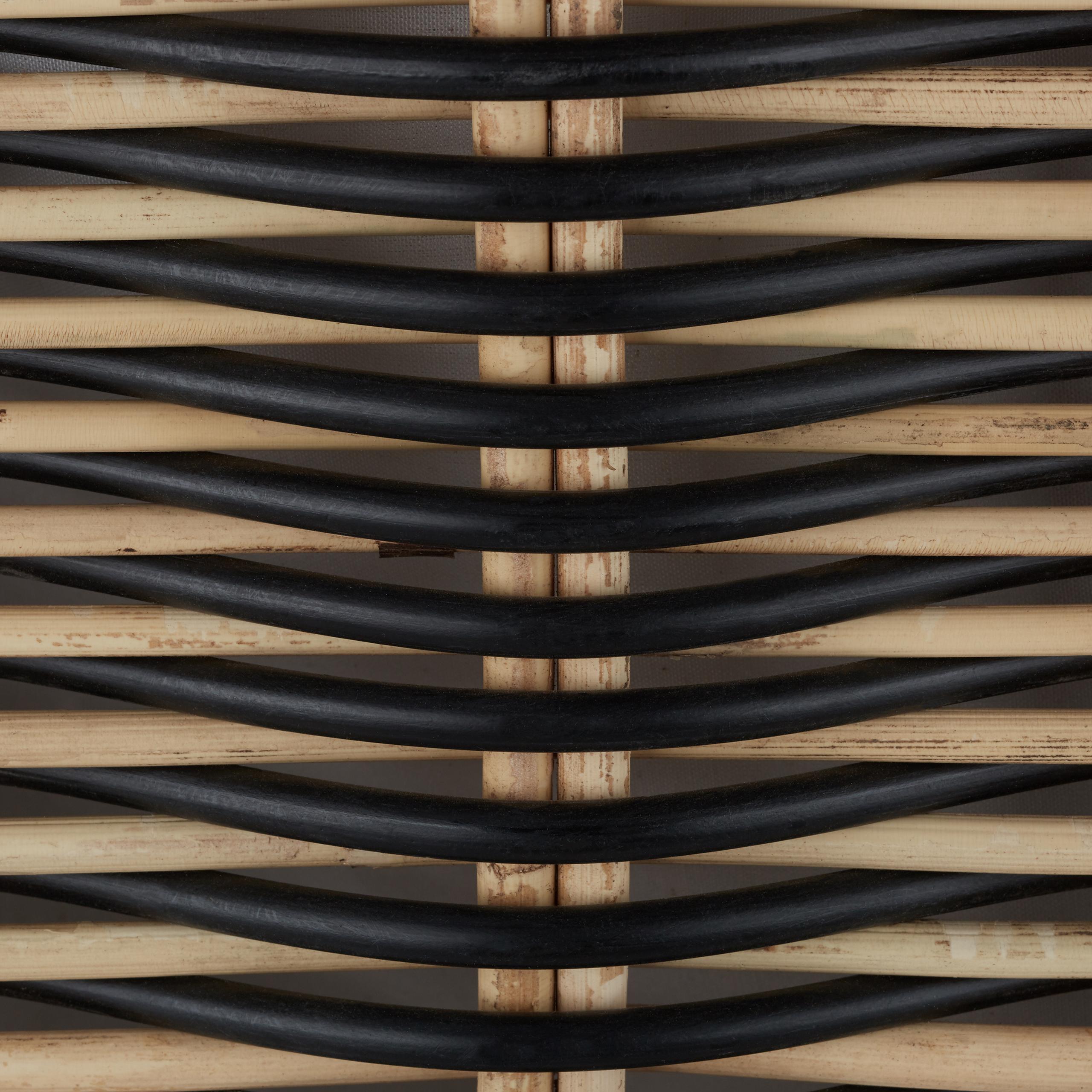 Waschekorb-Rattan-2er-Set-Waschesammler-Waschebox-Waschetonne-Waschebehalter-Bad thumbnail 6