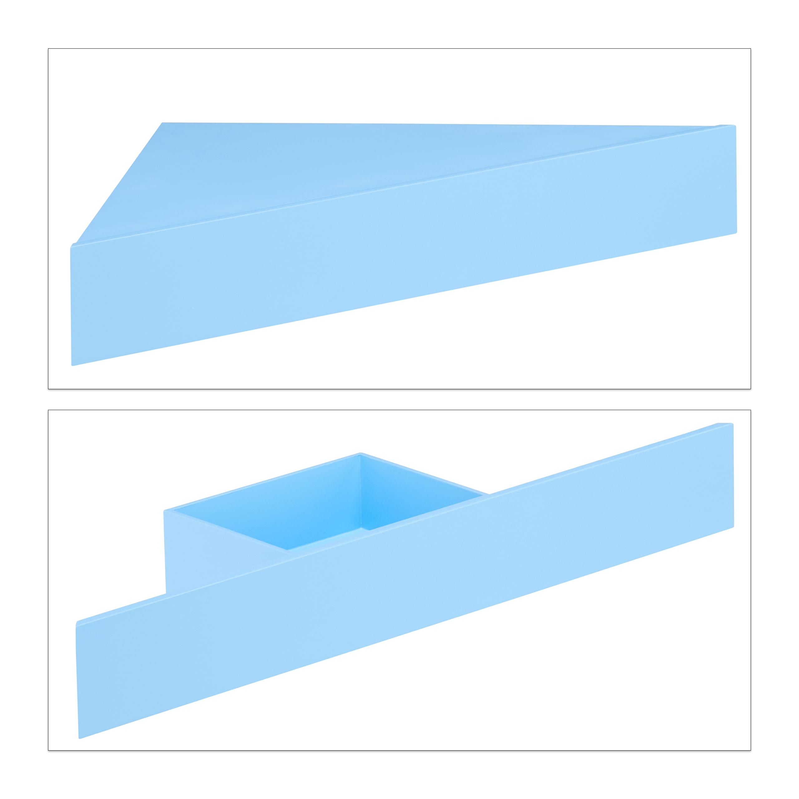 eck wandregal eckablage k chenregal b cherregal h ngeregal holzregal dekoregal ebay. Black Bedroom Furniture Sets. Home Design Ideas