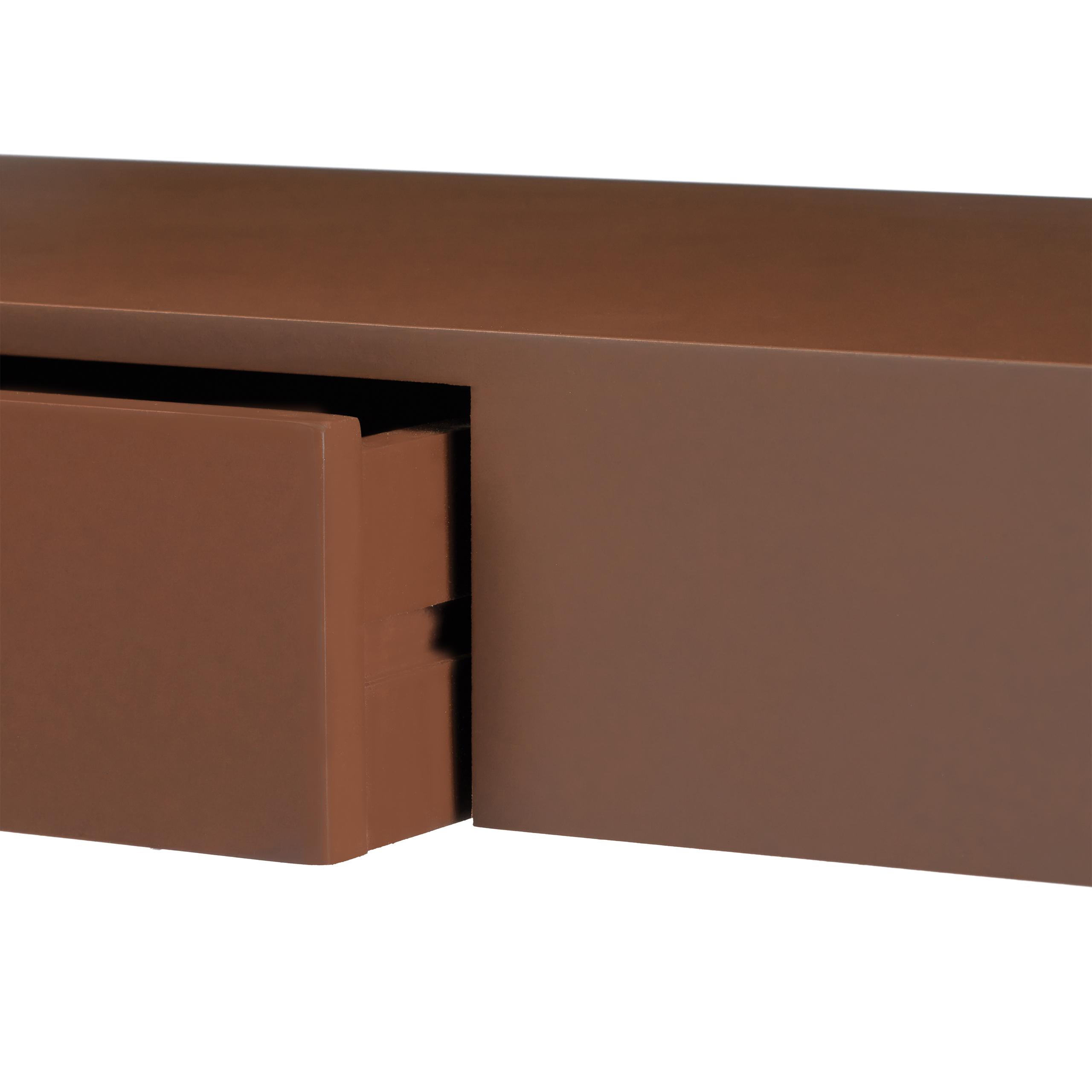 Wandregal-mit-Schublade-freischwebend-Design-Deko-Wohnzimmer-modern-Ablage Indexbild 10
