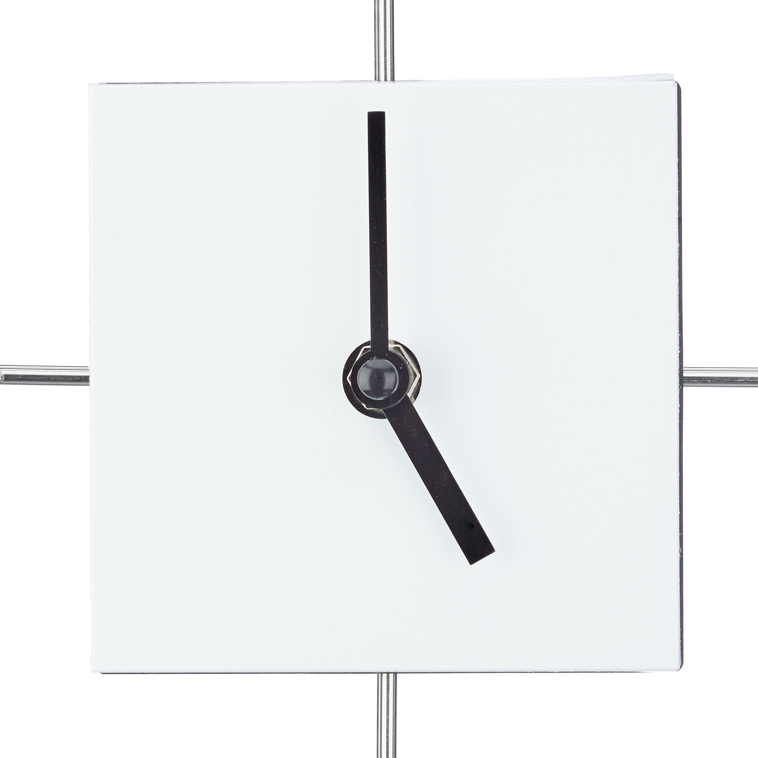 wanduhr mit bilderrahmen bilderuhr 12 fotos zum. Black Bedroom Furniture Sets. Home Design Ideas