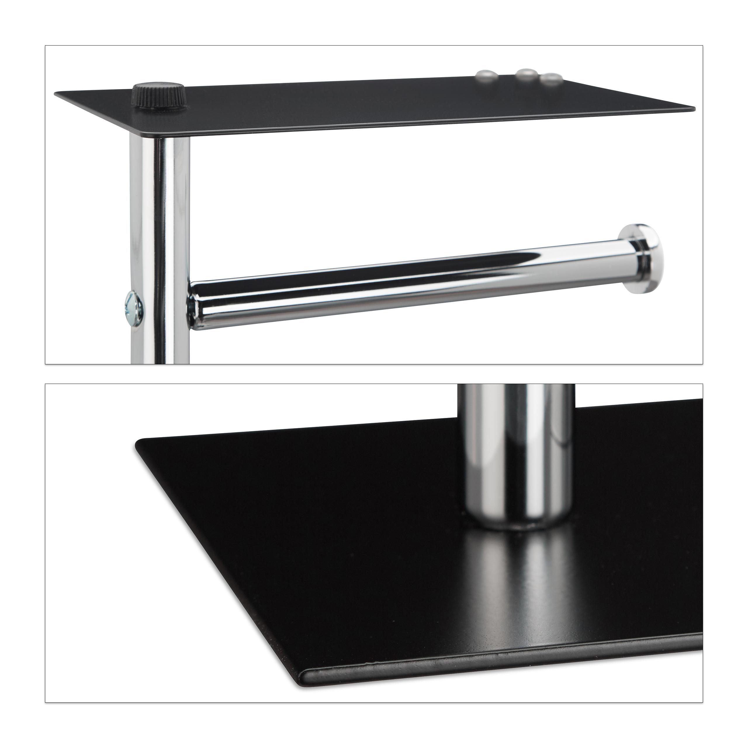 wc garnitur badgarnitur wc rollenhalter wc b rsten set toilettenpapierhalter ebay. Black Bedroom Furniture Sets. Home Design Ideas