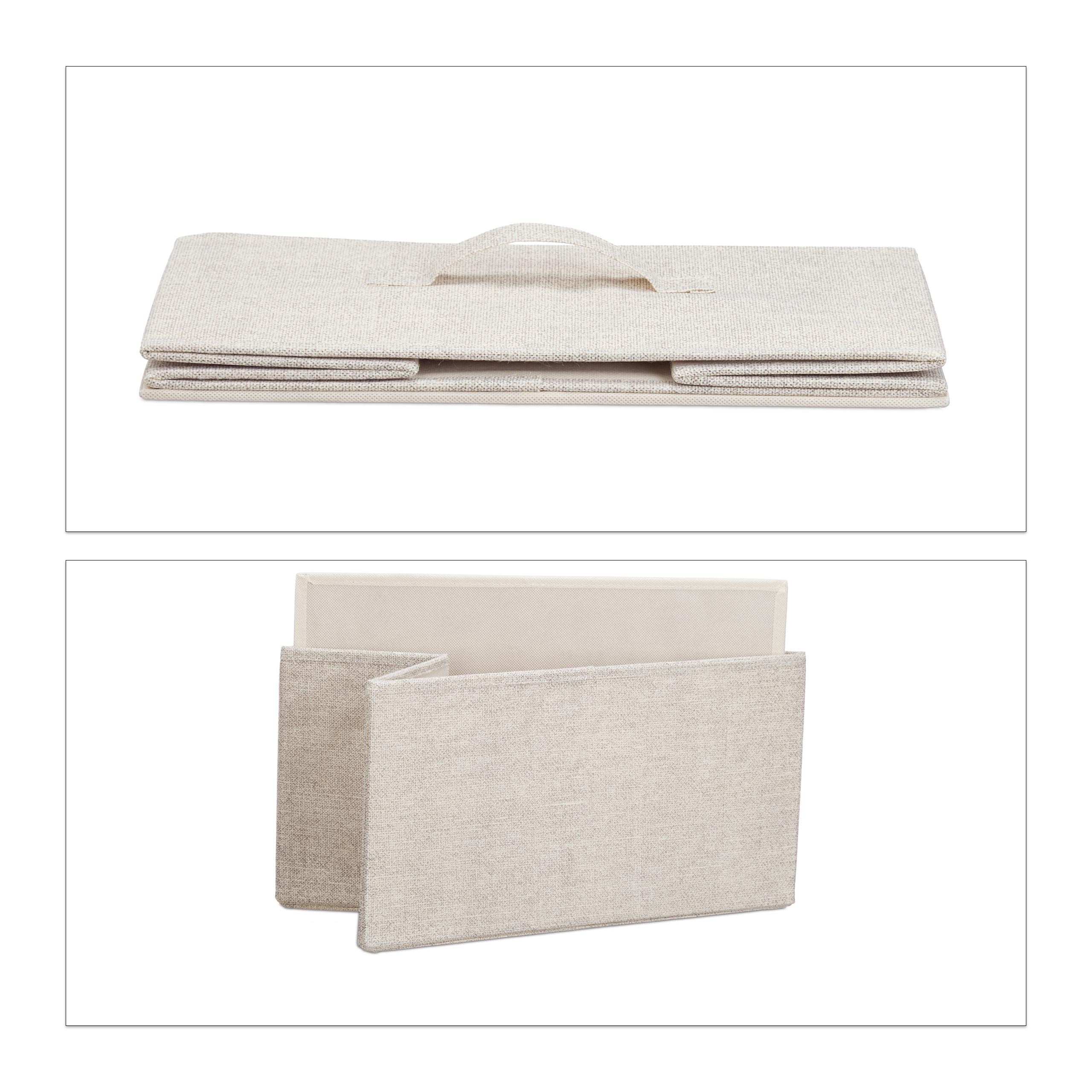 Kommode Beige Regalsystem Metall Schubladen Schubladenbox