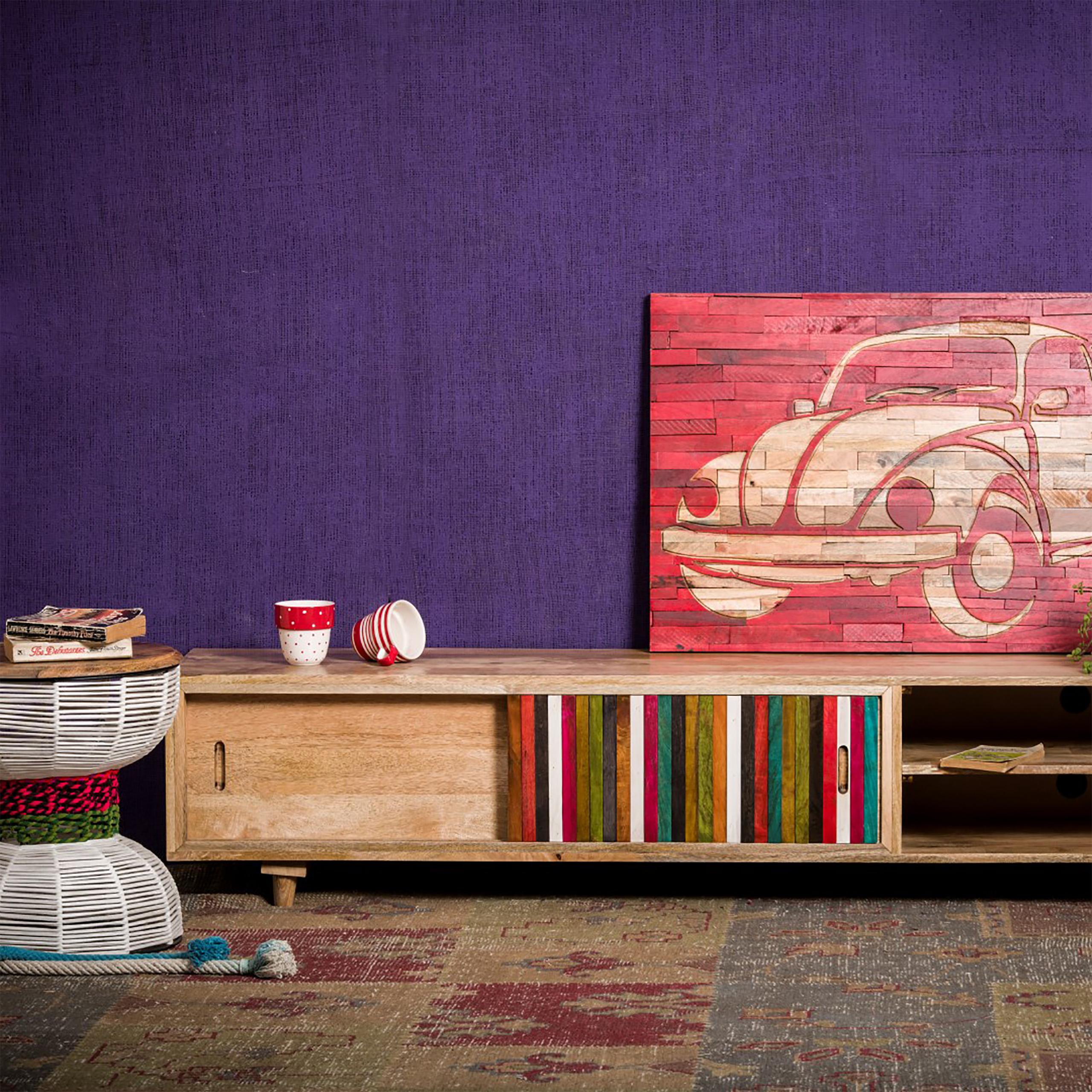 tv lowboard tv board tv schrank tv tisch hifi rack tv bank tv regal 180 cm ebay. Black Bedroom Furniture Sets. Home Design Ideas