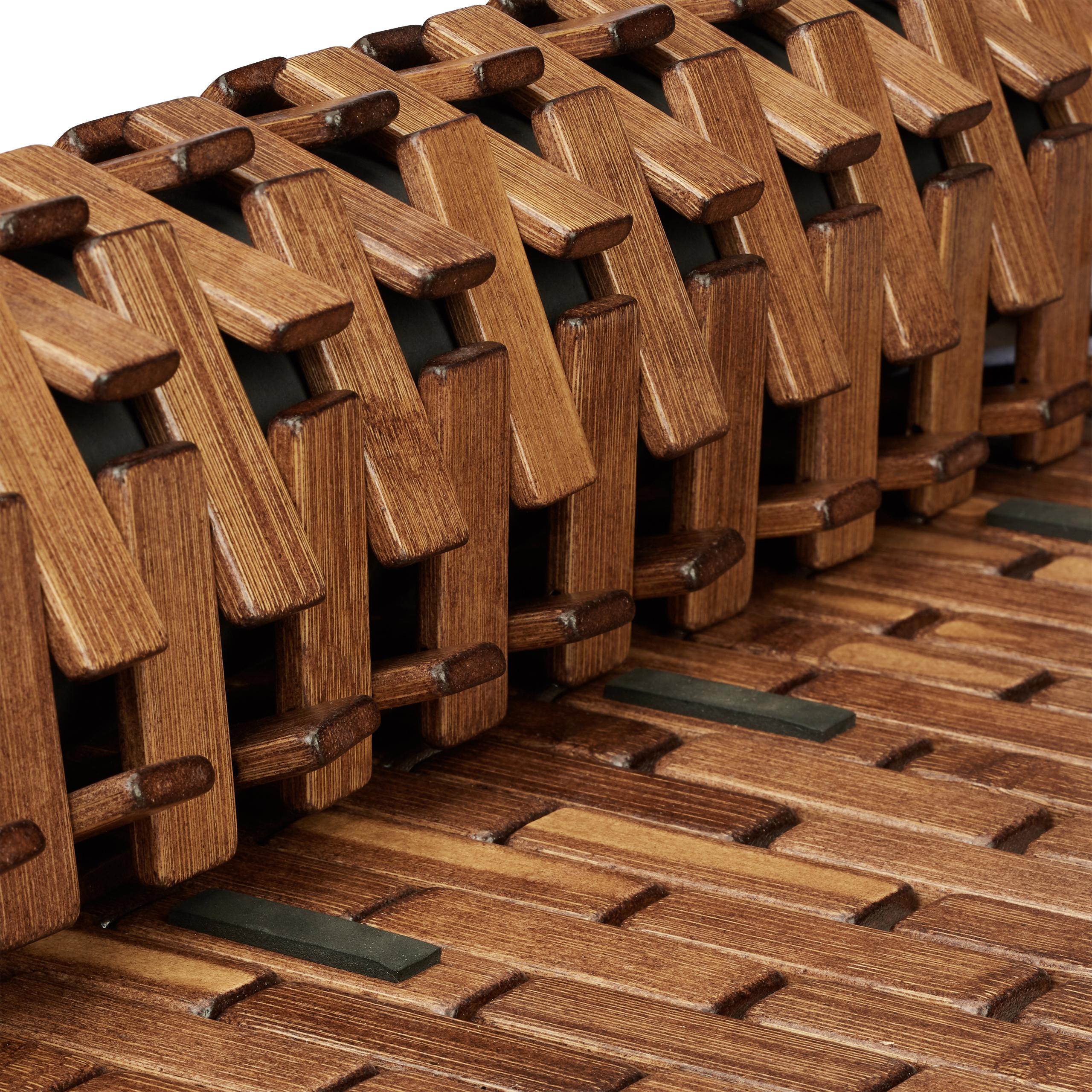 Bambusmatte-50x80-Saunamatte-Bambusteppich-Fussmatte-Badematte-Duschvorleger-Bad