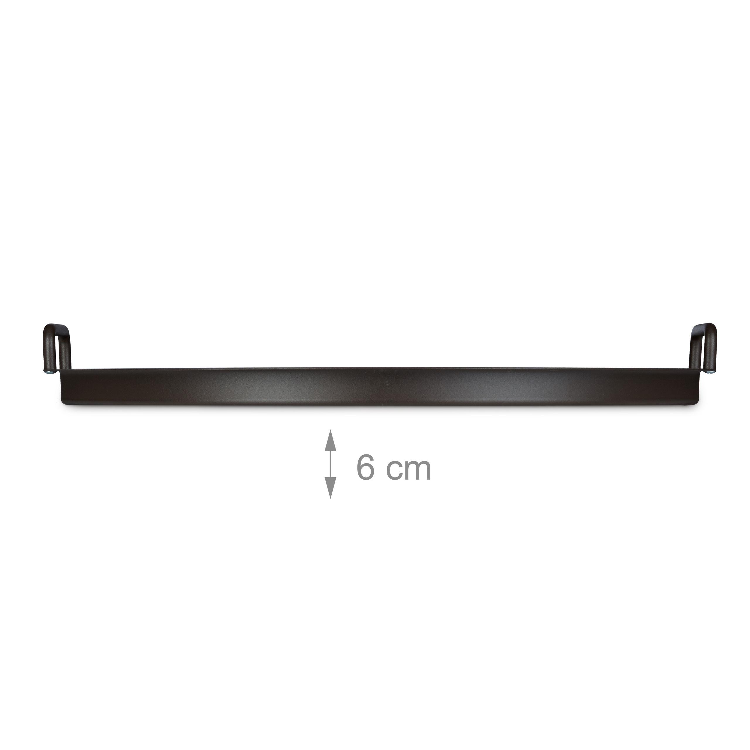 Indexbild 16 - Beistelltisch aus Metall, mit Serviertablett Tablettisch Klapptisch Balkontisch