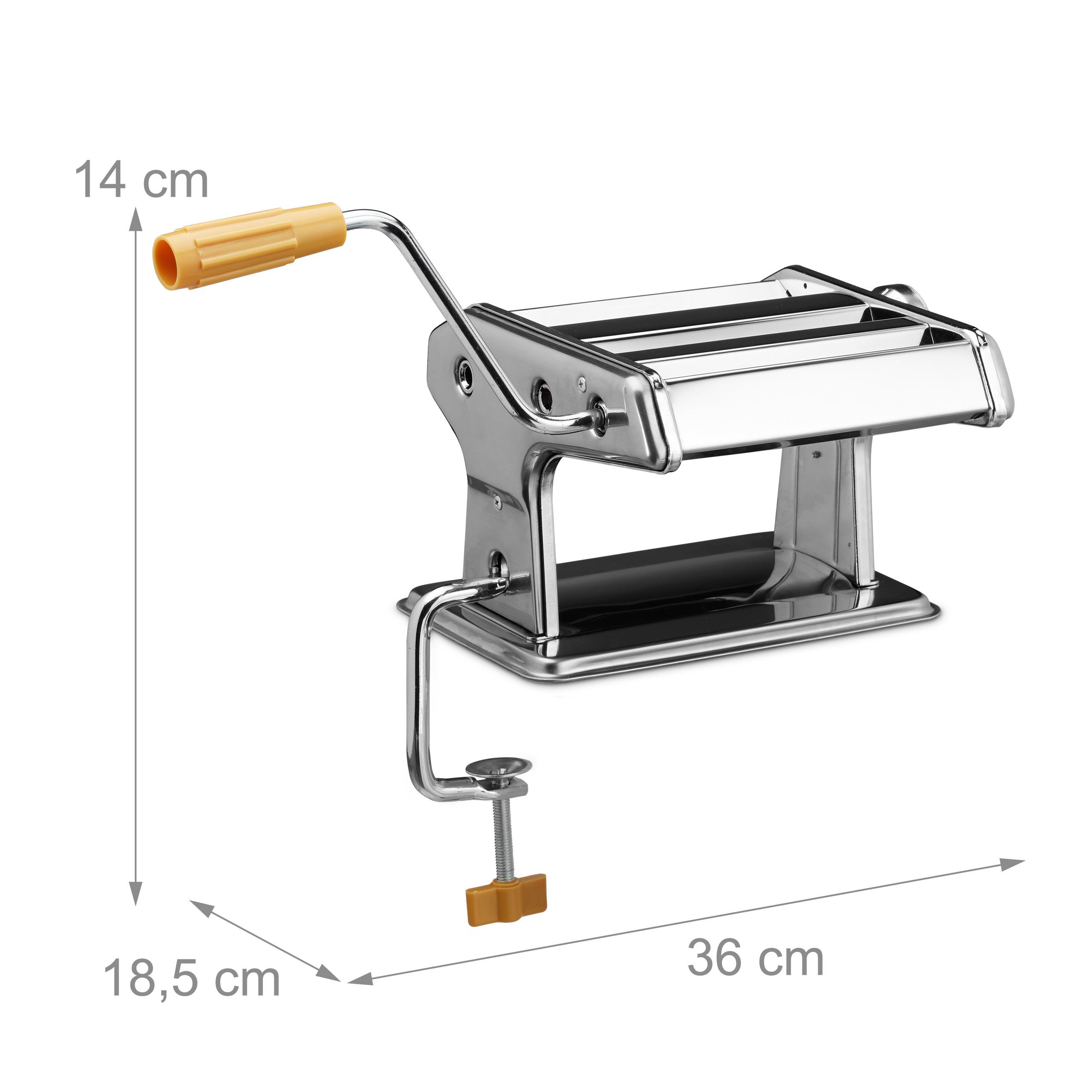 machine p tes manuelle chrom p tes fra ches ebay. Black Bedroom Furniture Sets. Home Design Ideas