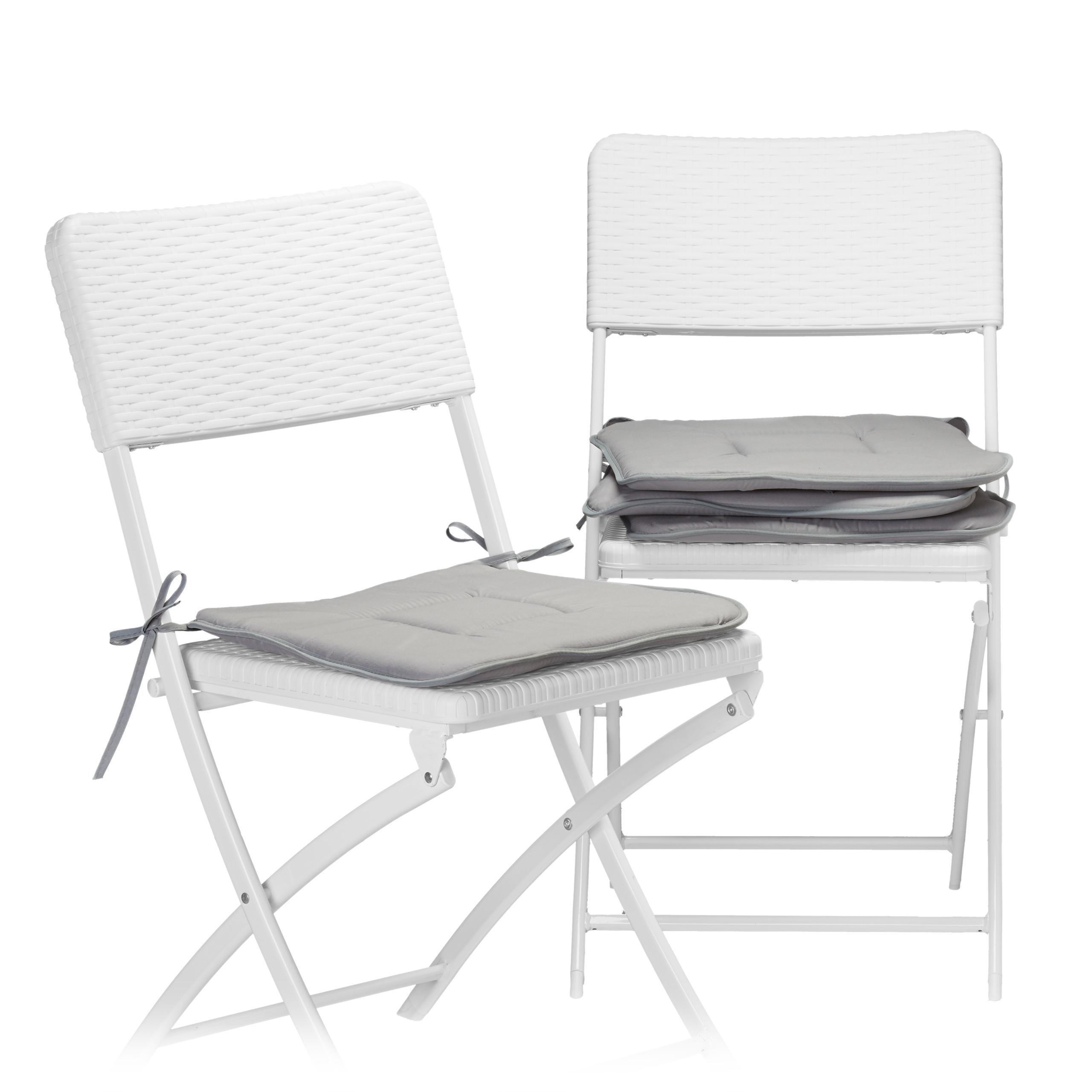 Stuhlkissen-4er-Set-waschbar-bunte-Sitzkissen-und-Stuhlauflagen-40x40-Auflage