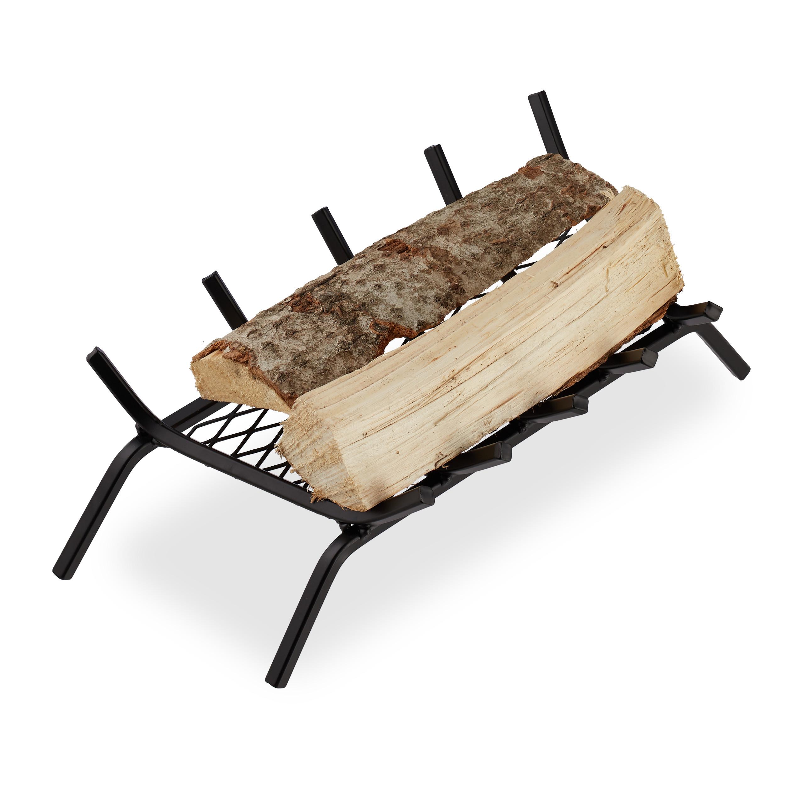 60x50cm Kaminrost Ascherost Ofenrost Brennrost Feuerbock Kohlerost Feuerrost