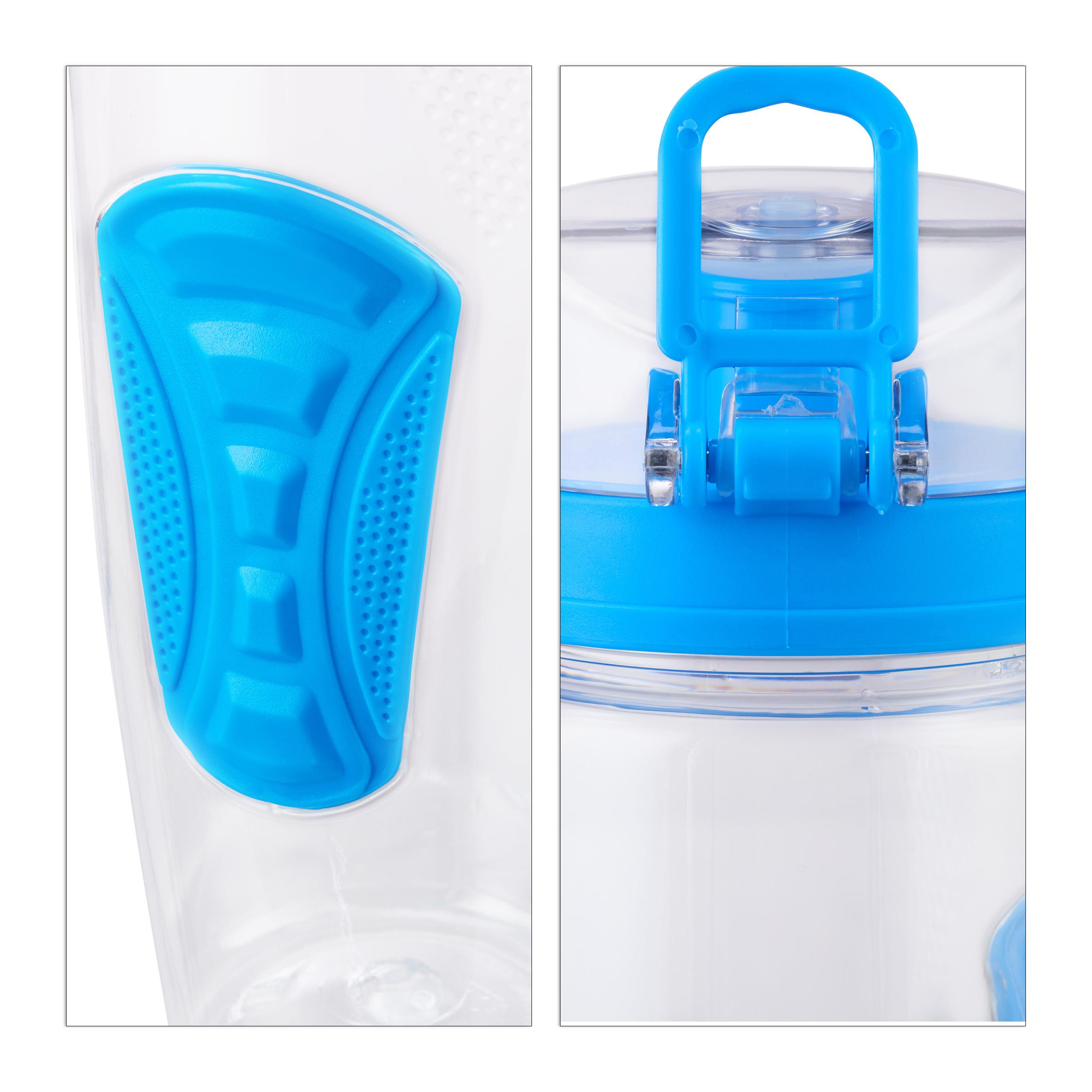 Indexbild 9 - 2 x Trinkflasche Obsteinsatz Infuser Trinkflasche Wasserflasche Infuser Bottle