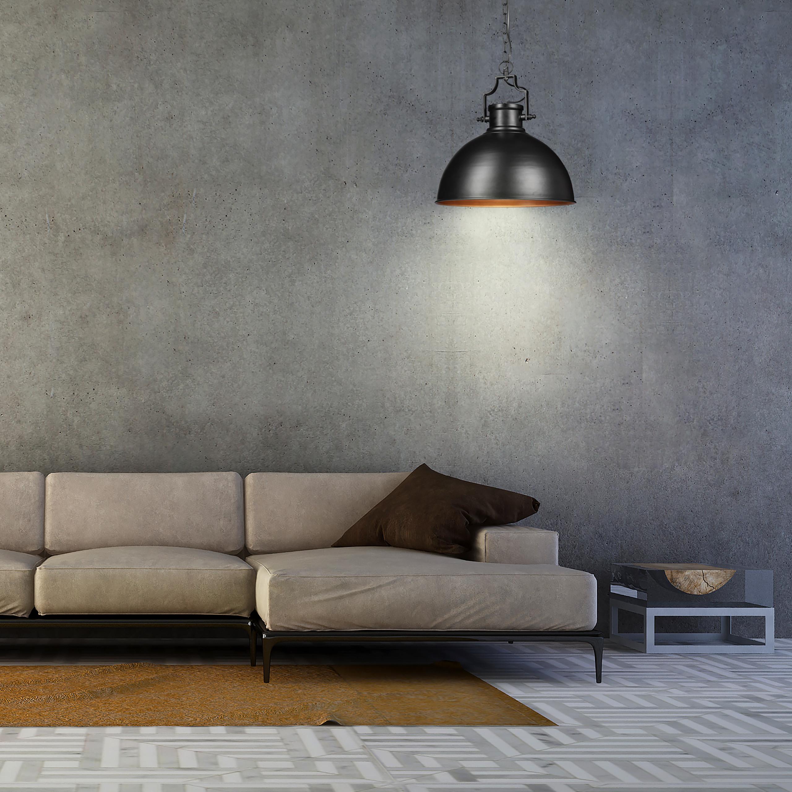 h ngelampe industrial design gro retro industrielampe deko esszimmer e27 kette ebay. Black Bedroom Furniture Sets. Home Design Ideas