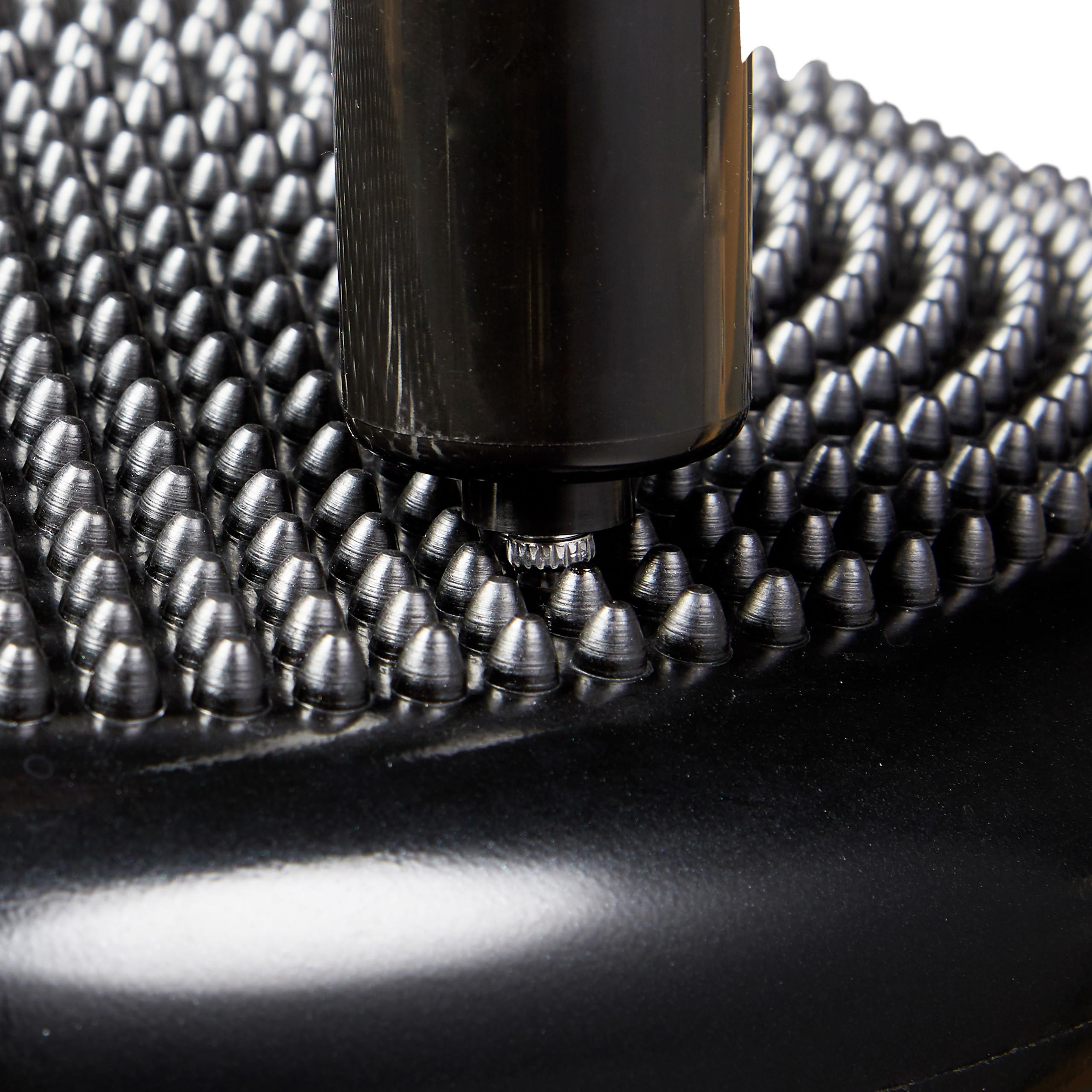 wiebelkussen-33-cm-met-luchtpomp-balkussen-balanskussen-balansbord-noppen miniatuur 44