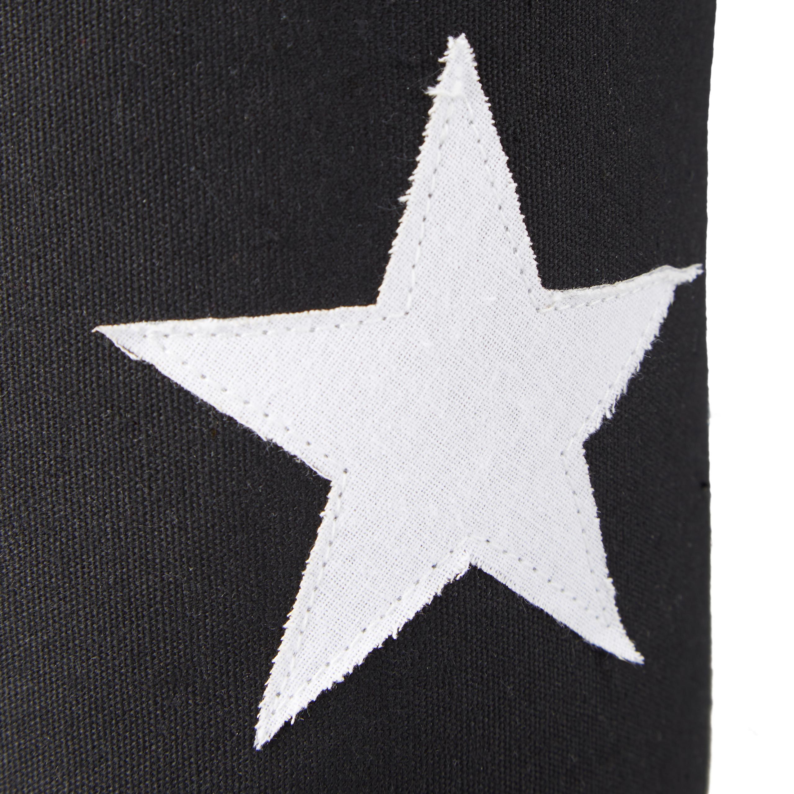 Door-Stop-with-Star-Fabric-Bumper-Floor-Doorstop-Tall-with-Handle-Chic thumbnail 7