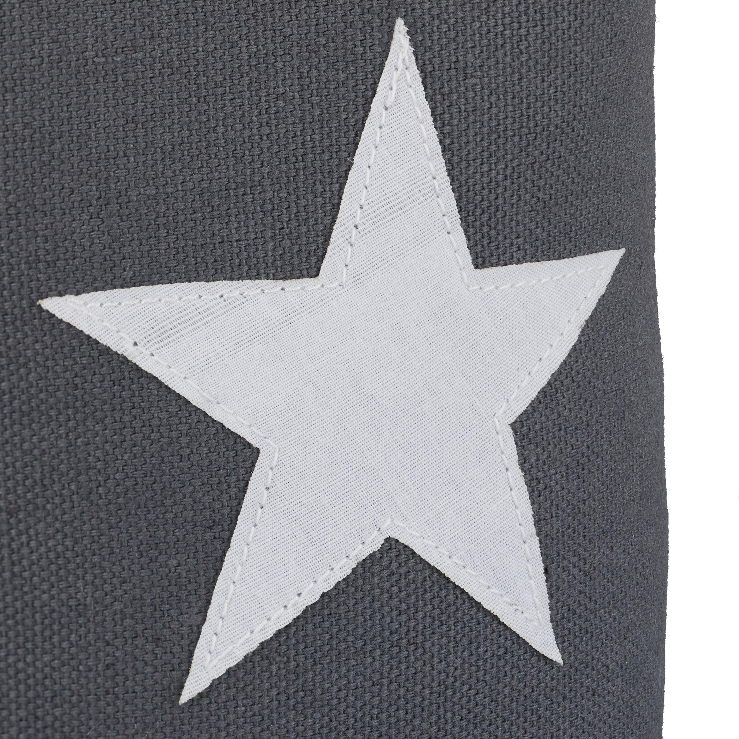 Door-Stop-with-Star-Fabric-Bumper-Floor-Doorstop-Tall-with-Handle-Chic thumbnail 12