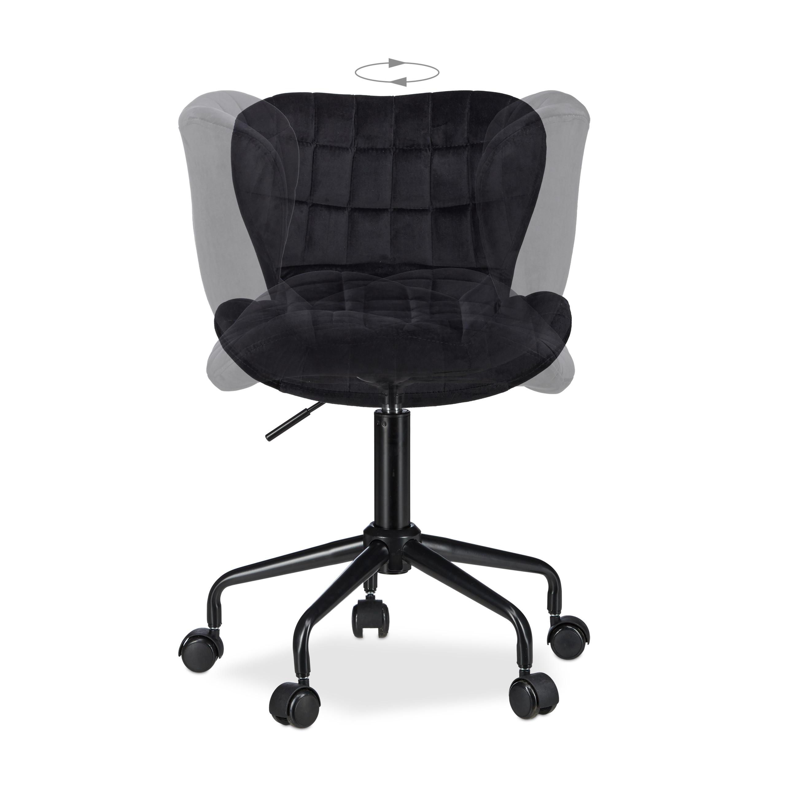 Wondrous Details About Office Desk Chair Ergonomic Swivel Executive Chair With Wheels Comfortable Unemploymentrelief Wooden Chair Designs For Living Room Unemploymentrelieforg