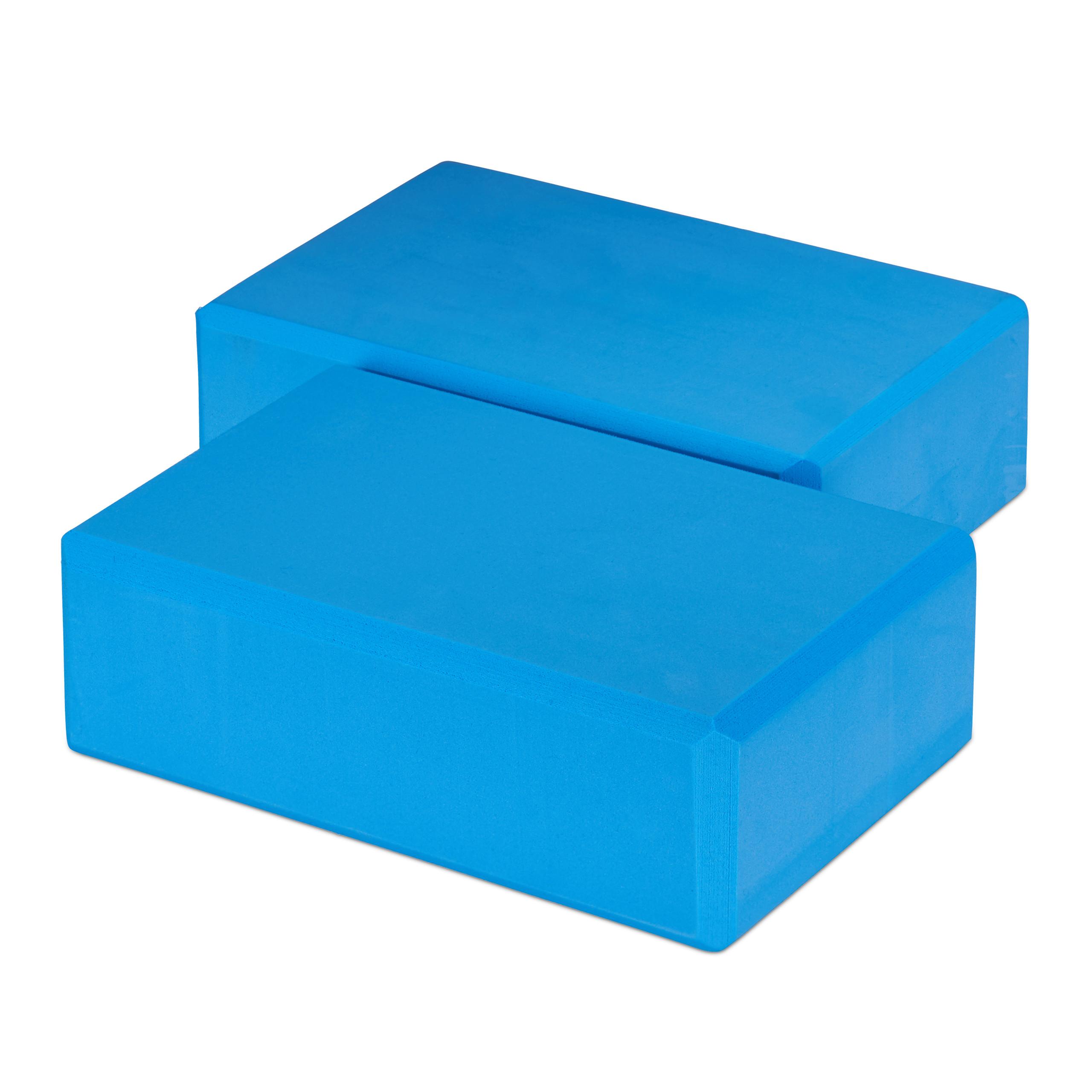 Pack-de-2-bloques-yoga-de-gomaespuma-Tacos-yoga-en-varios-colores-Ladrillos-yoga miniatura 8