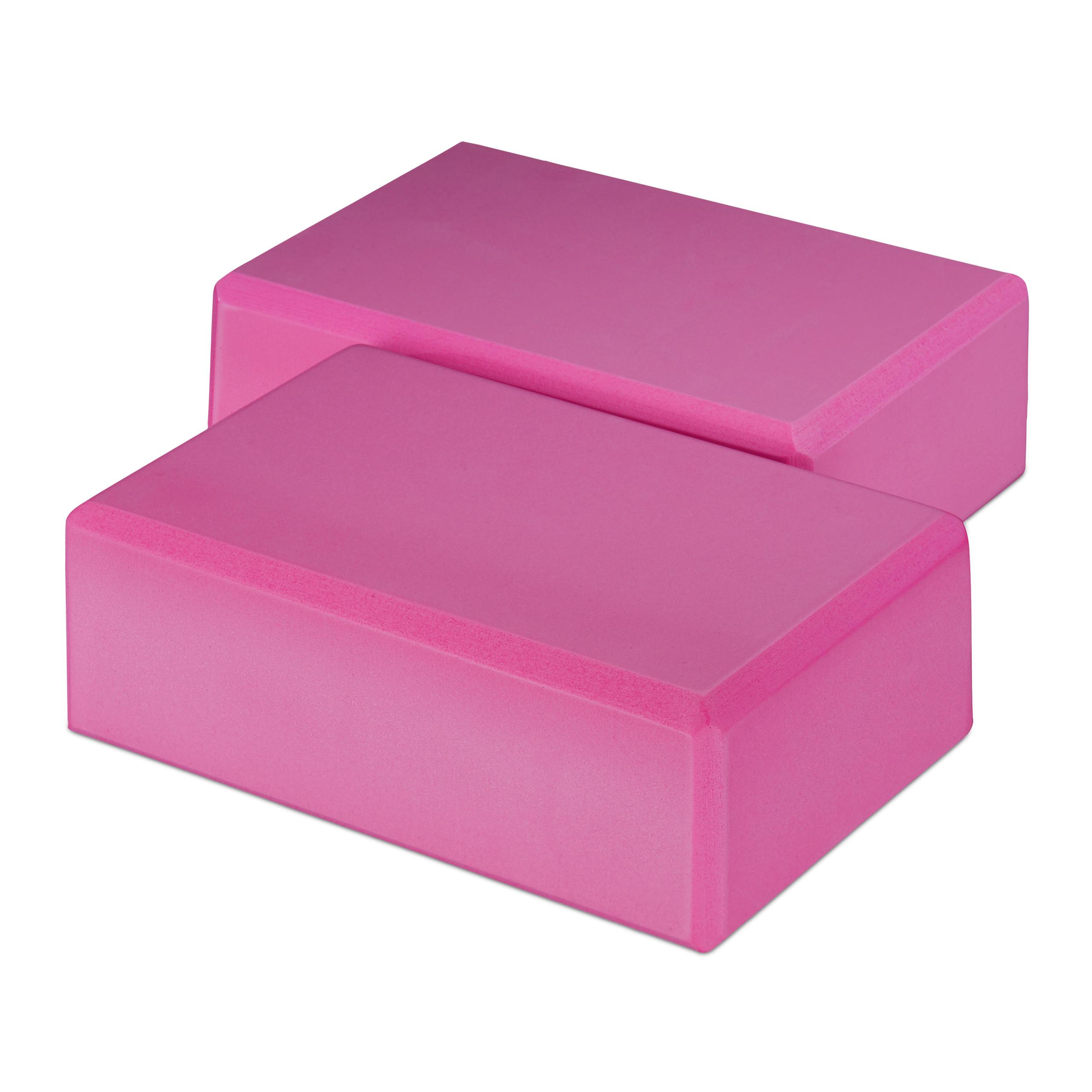 Pack-de-2-bloques-yoga-de-gomaespuma-Tacos-yoga-en-varios-colores-Ladrillos-yoga miniatura 22