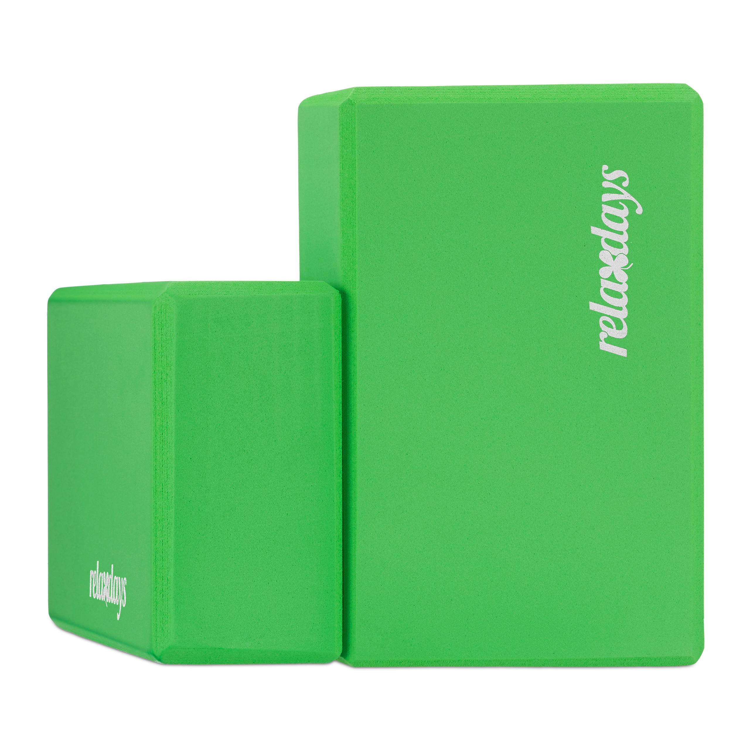 Pack-de-2-bloques-yoga-de-gomaespuma-Tacos-yoga-en-varios-colores-Ladrillos-yoga miniatura 28