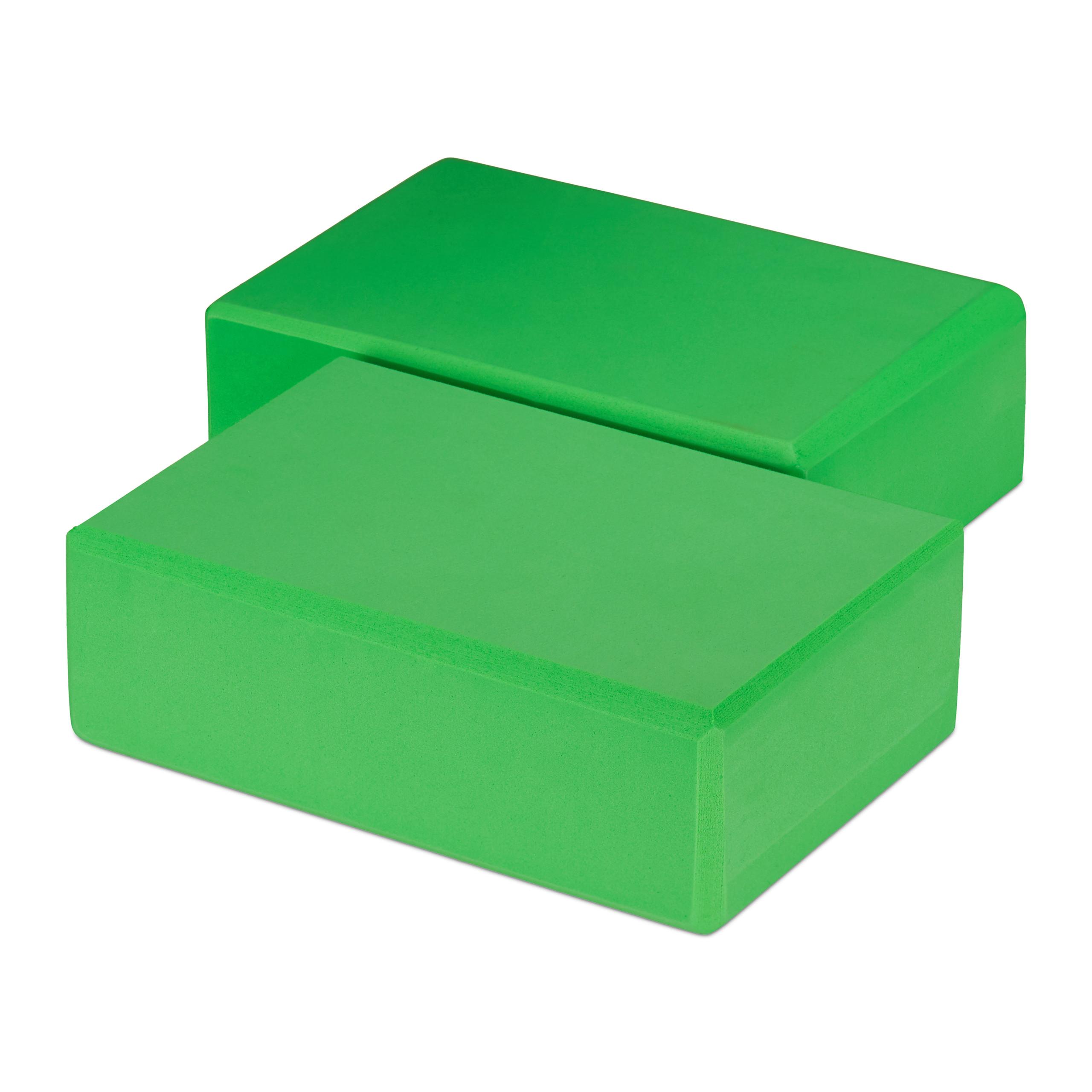 Pack-de-2-bloques-yoga-de-gomaespuma-Tacos-yoga-en-varios-colores-Ladrillos-yoga miniatura 29