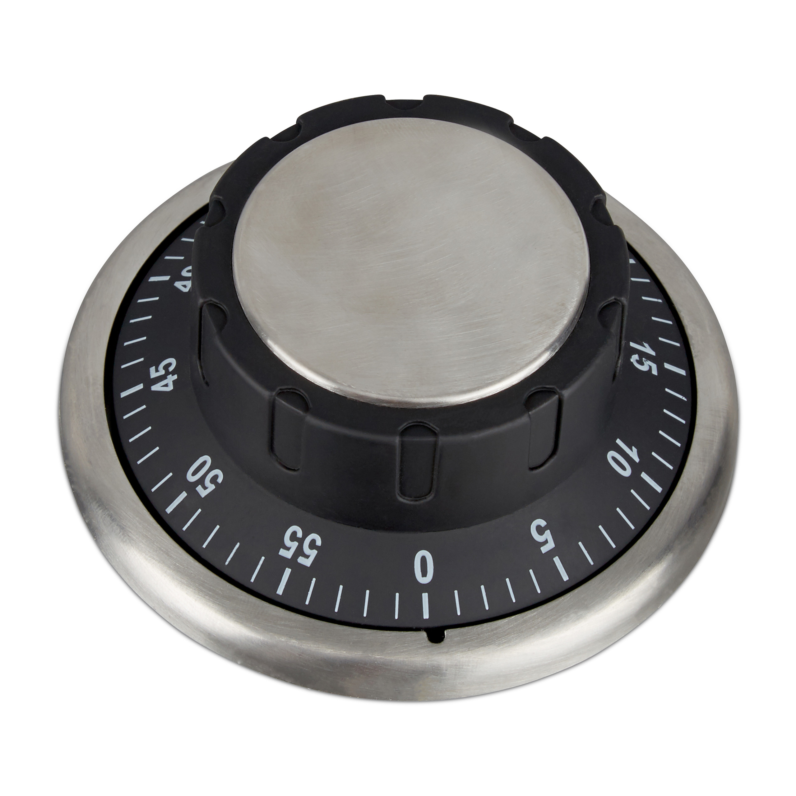 Dettagli su Timer da Cucina Magnetico Manopola Cassaforte Contaminuti Suono  Nitido