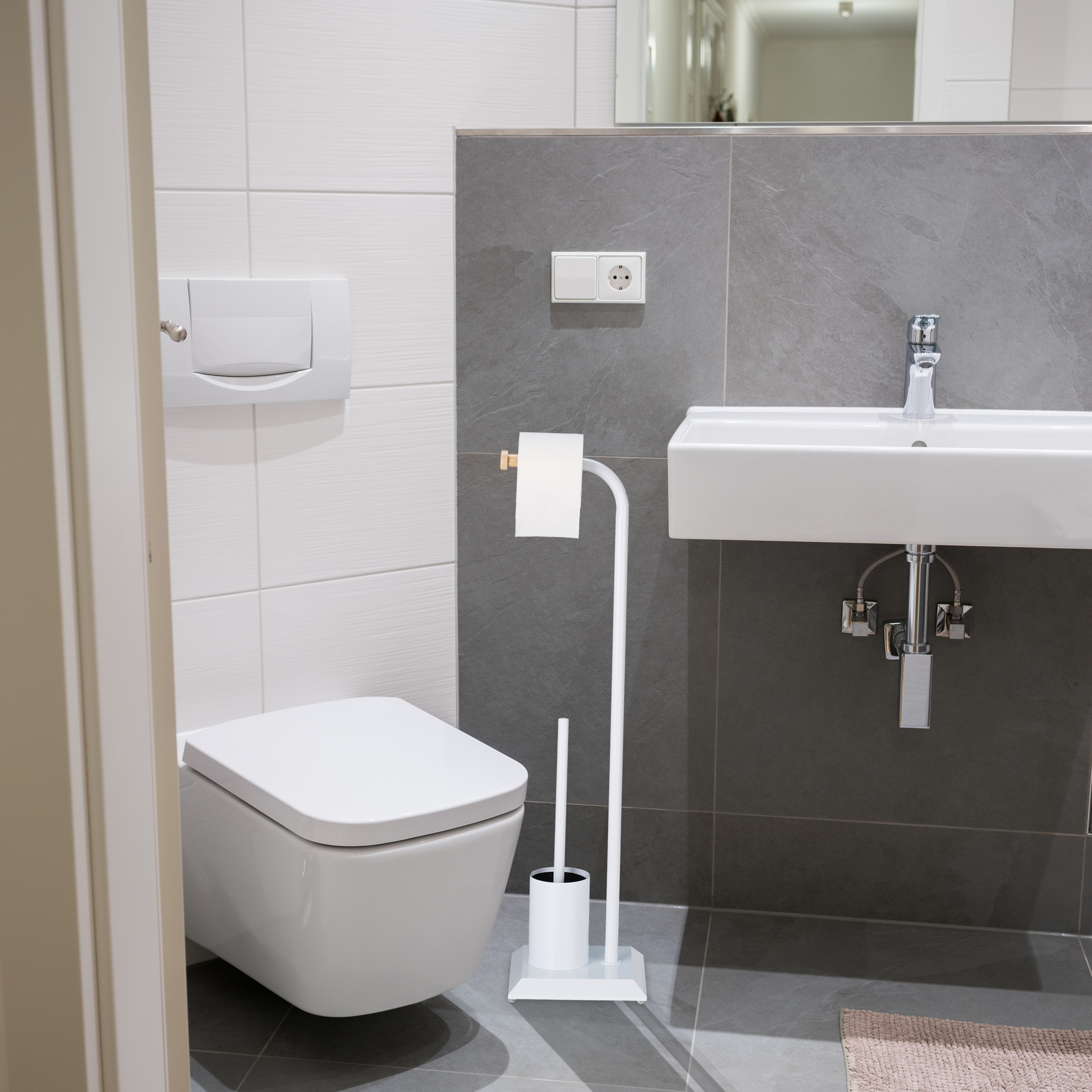 Home Furniture Diy Wc Garnitur Klobürste