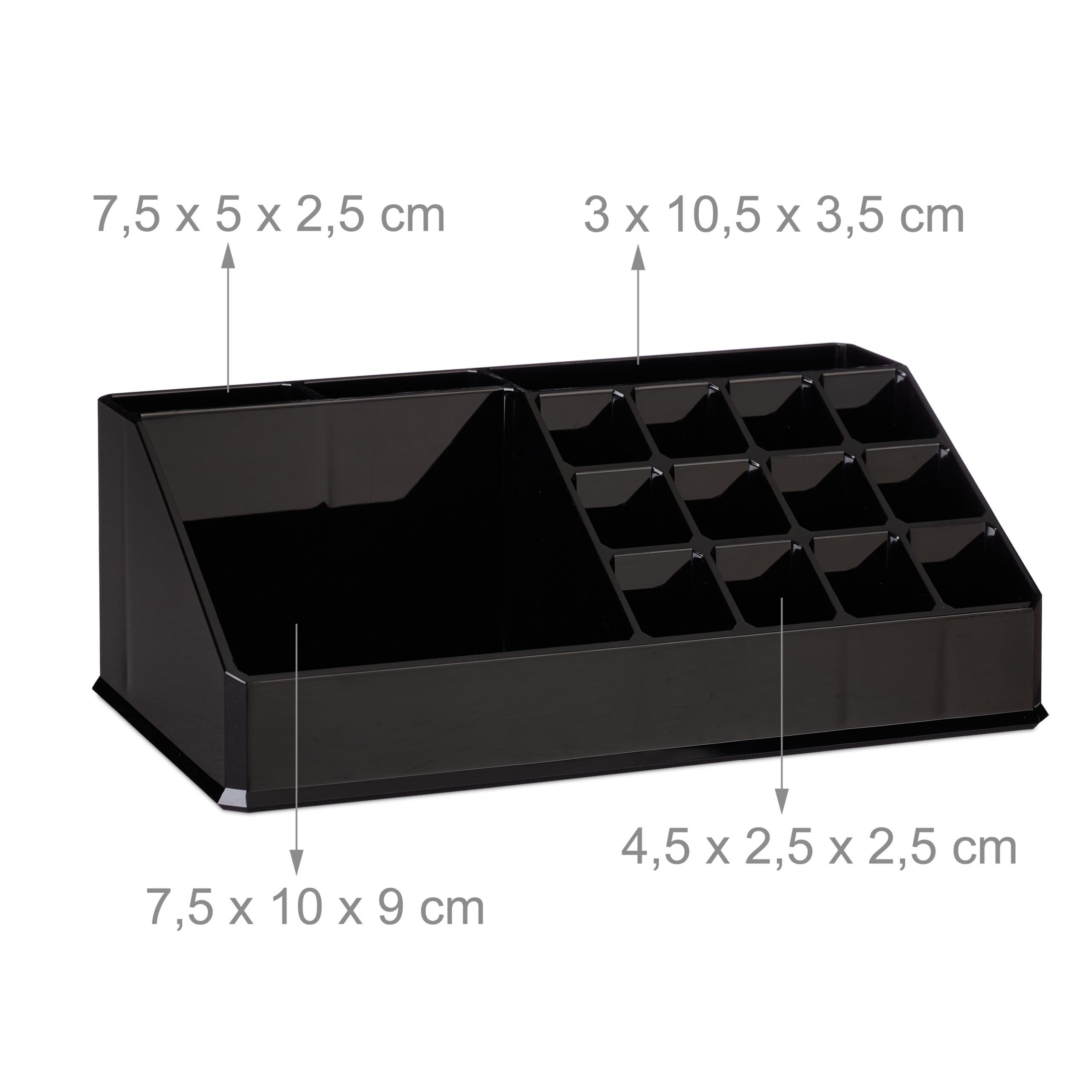 make-up-organizer-met-6-lades-acryl-cosmeticahouder-make-up-cosmetica-opslag miniatuur 29