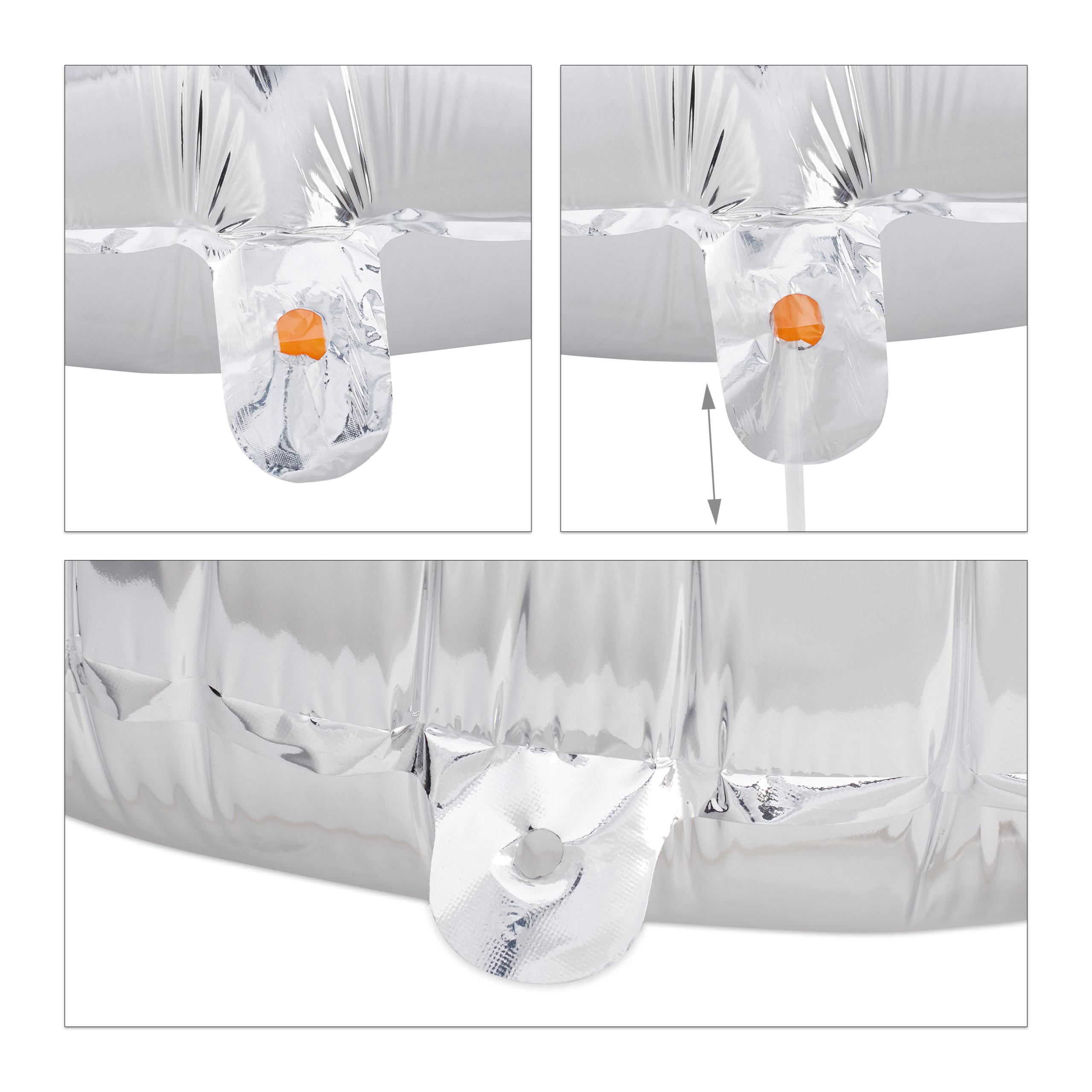 Ballon-chiffre-numero-21-gonflable-anniversaire-decoration-geant-mariage miniature 6